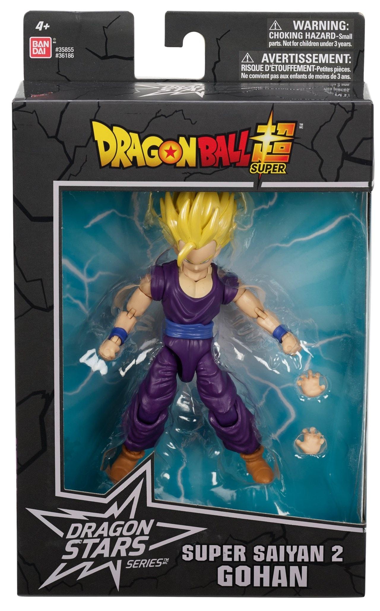 Gohan: Dragon Ball Stars Action Figure - 4