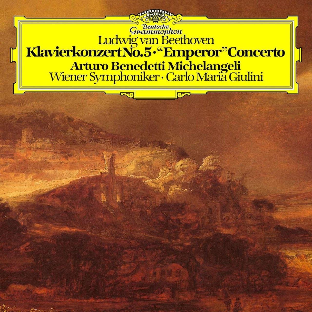 Ludwig Van Beethoven: Klavierkonzert No. 5, 'Emperor' Concerto - 1
