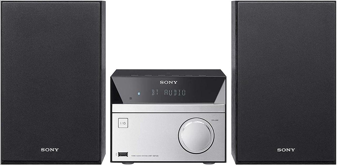 Sony CMTSBT20 Bluetooth Hi Fi System - 1