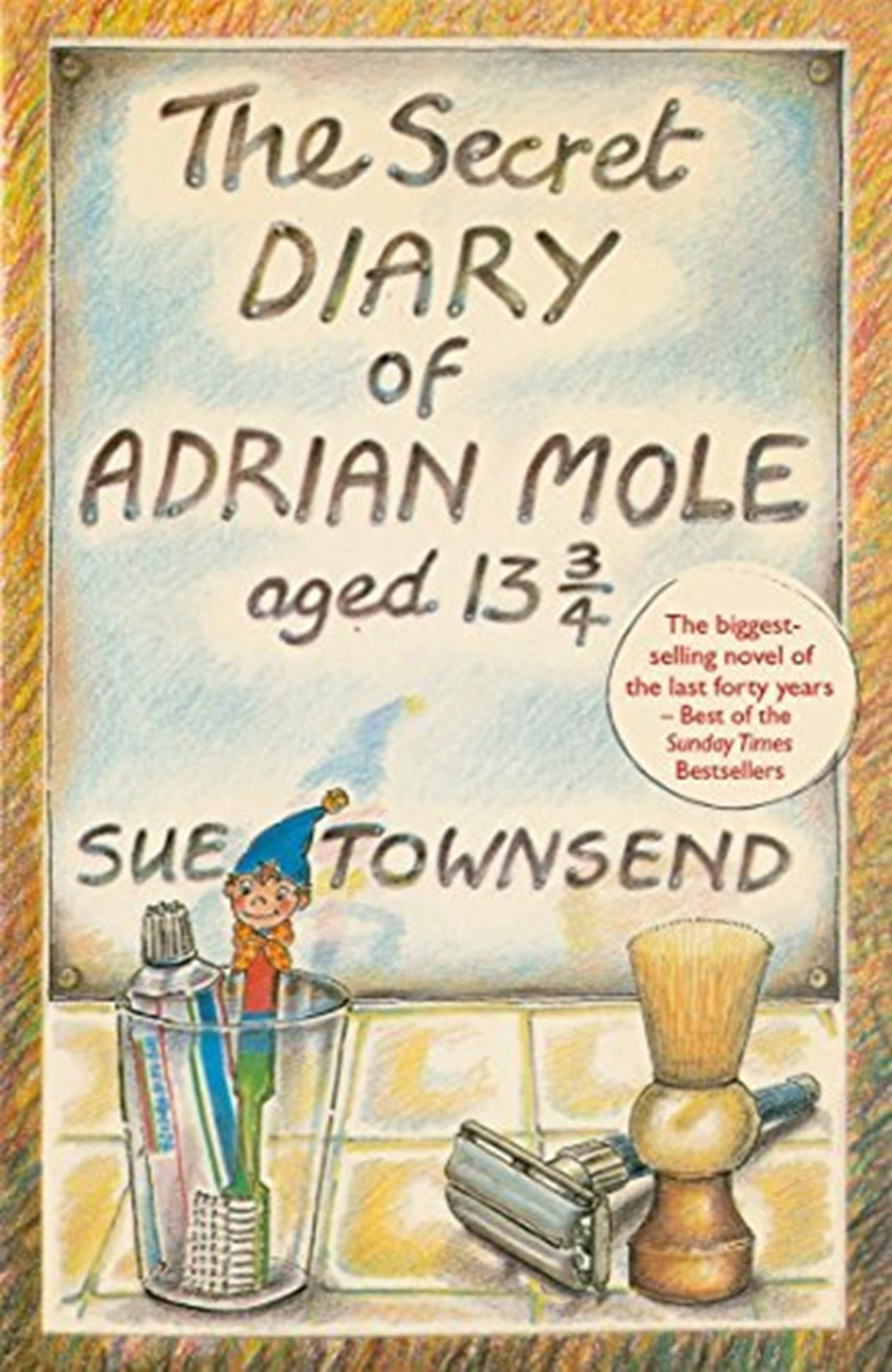 The Secret Diary Of Adrian Mole Aged 13 3/4 - 1