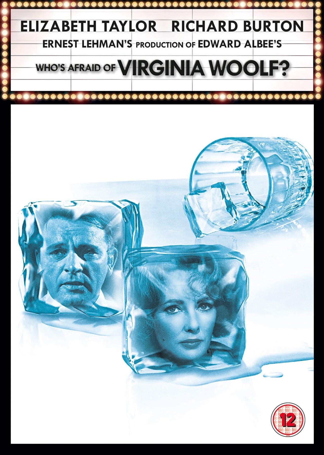 Who's Afraid of Virginia Woolf? - 1