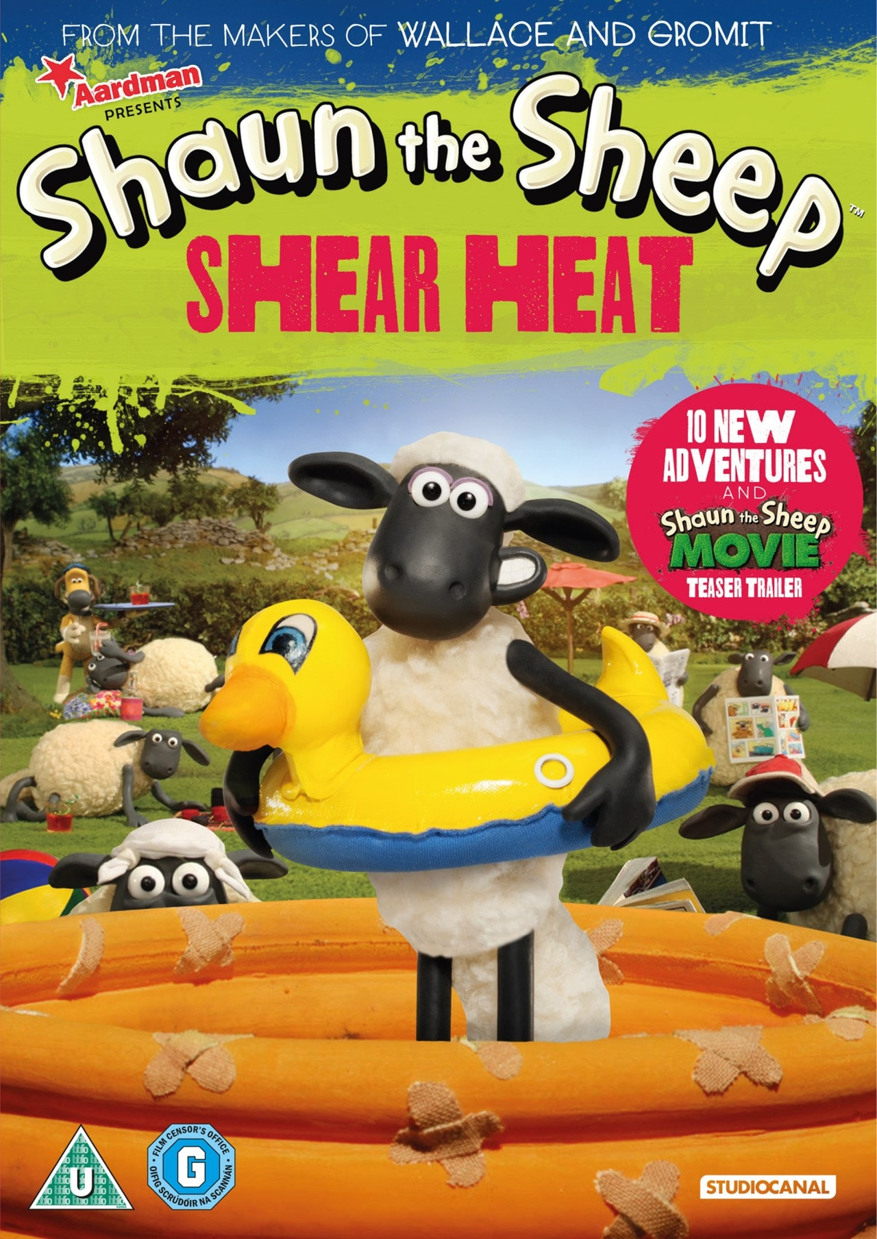 Shaun the Sheep: Shear Heat - 1