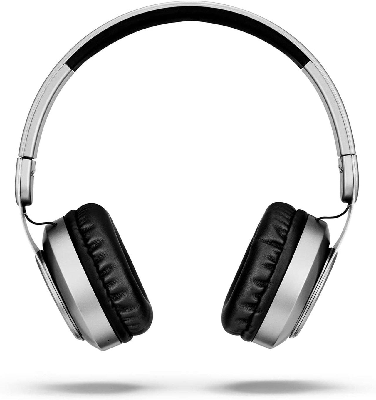 Mixx Audio JX1 Space Grey On Ear Bluetooth Headphones - 2