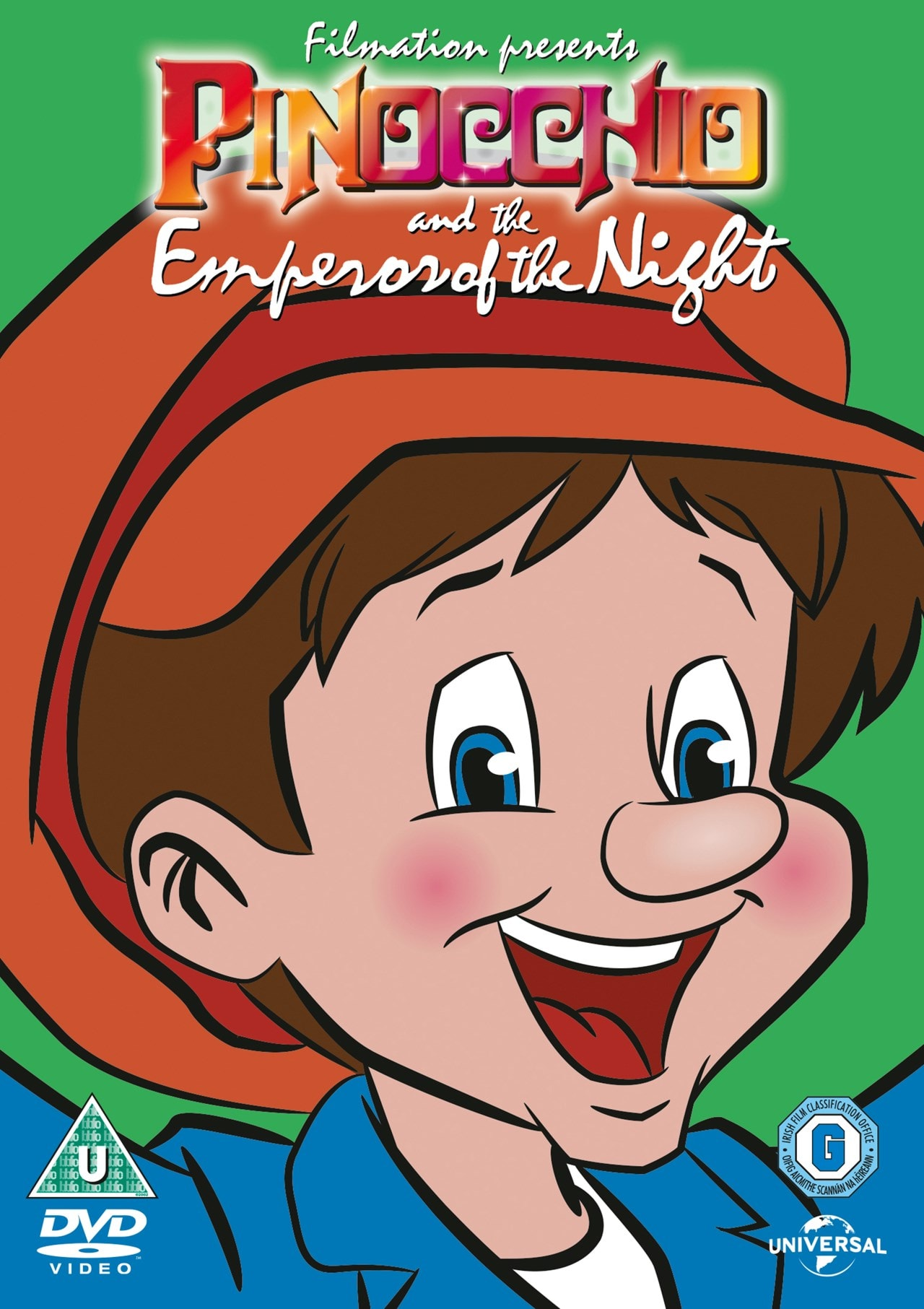 Pinocchio and the Emperor of the Night - 1