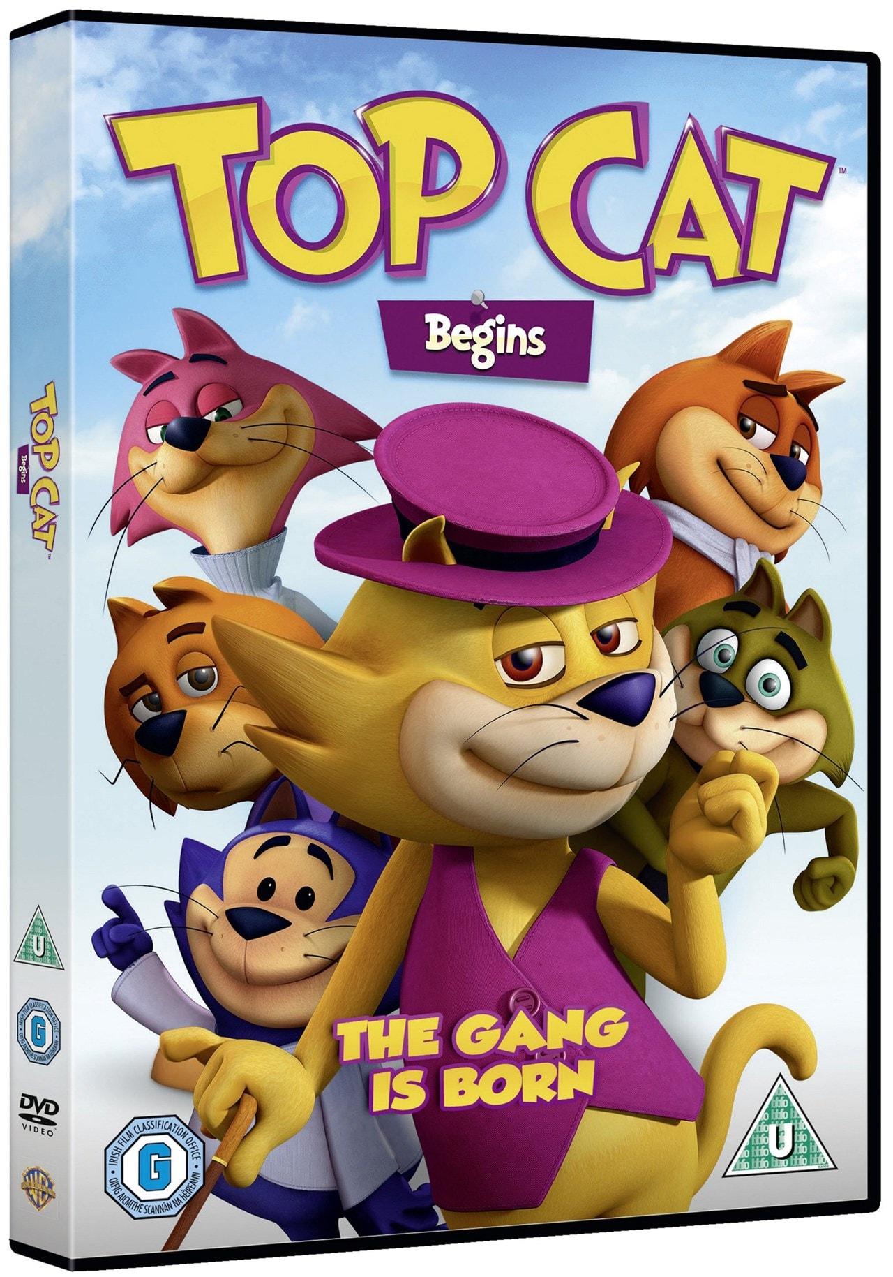 Top Cat Begins - 2