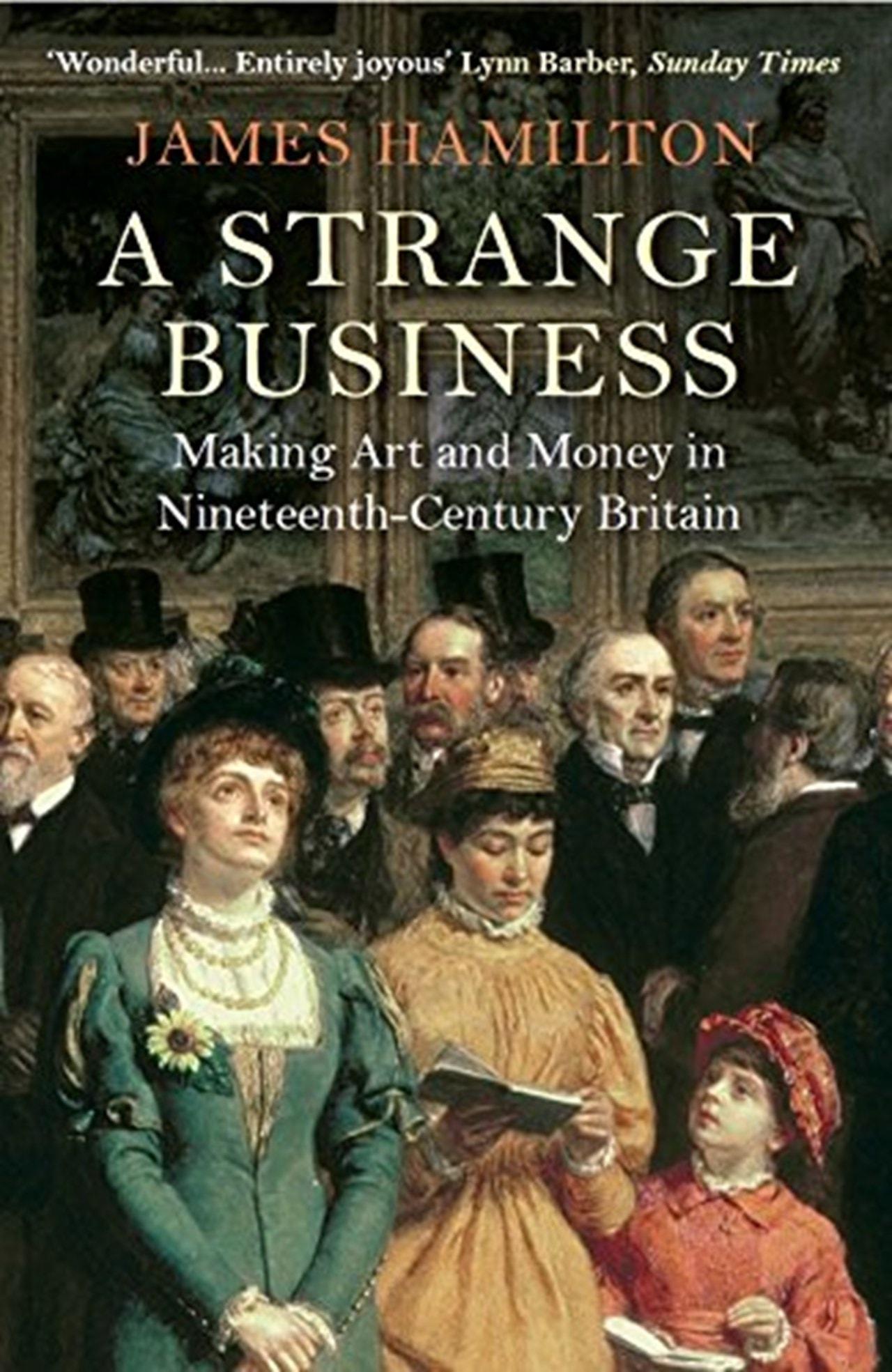 A Strange Business - 1