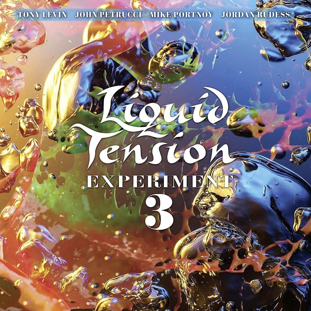 Liquid Tension Experiment 3 - 1