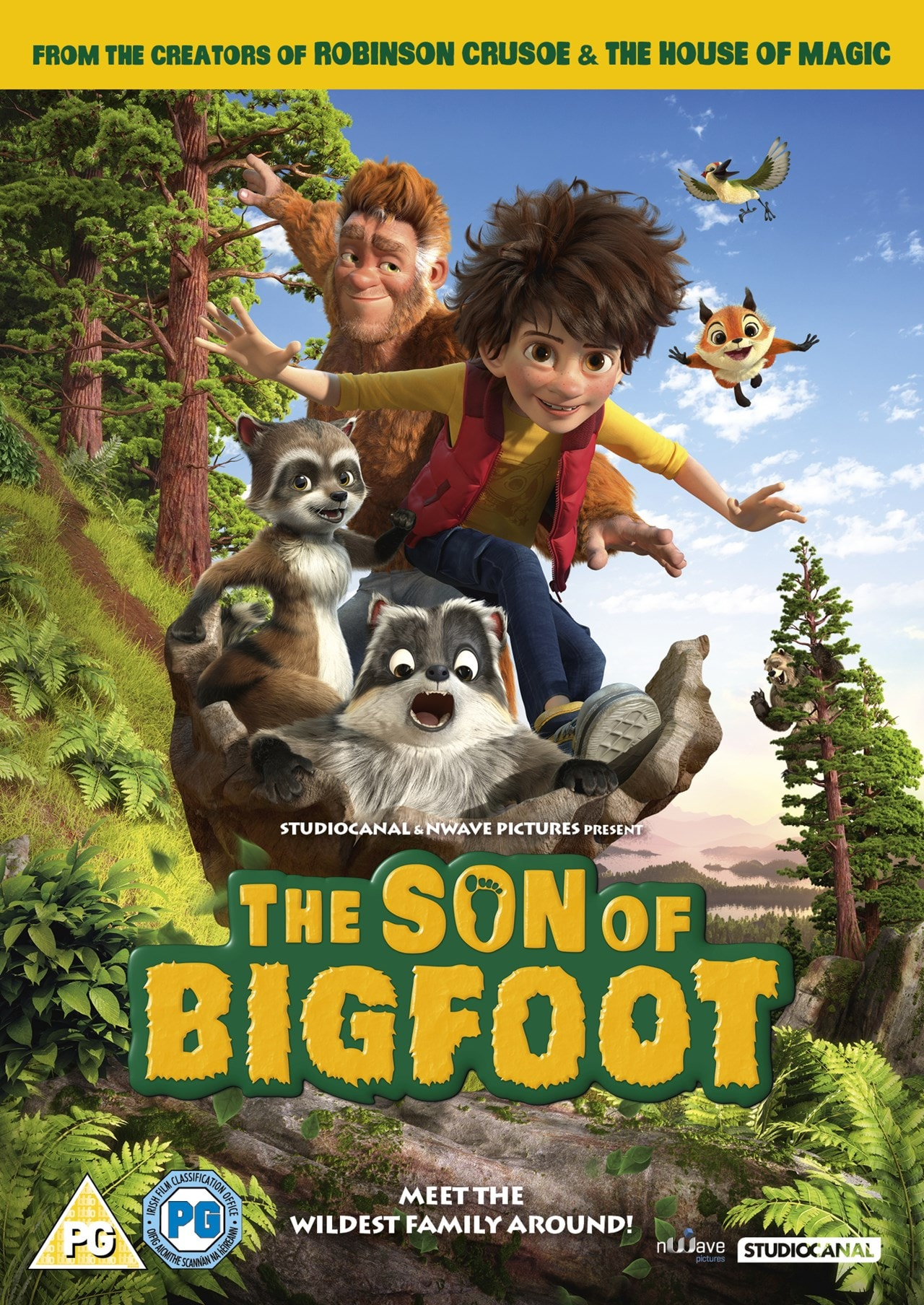 The Son of Bigfoot - 1