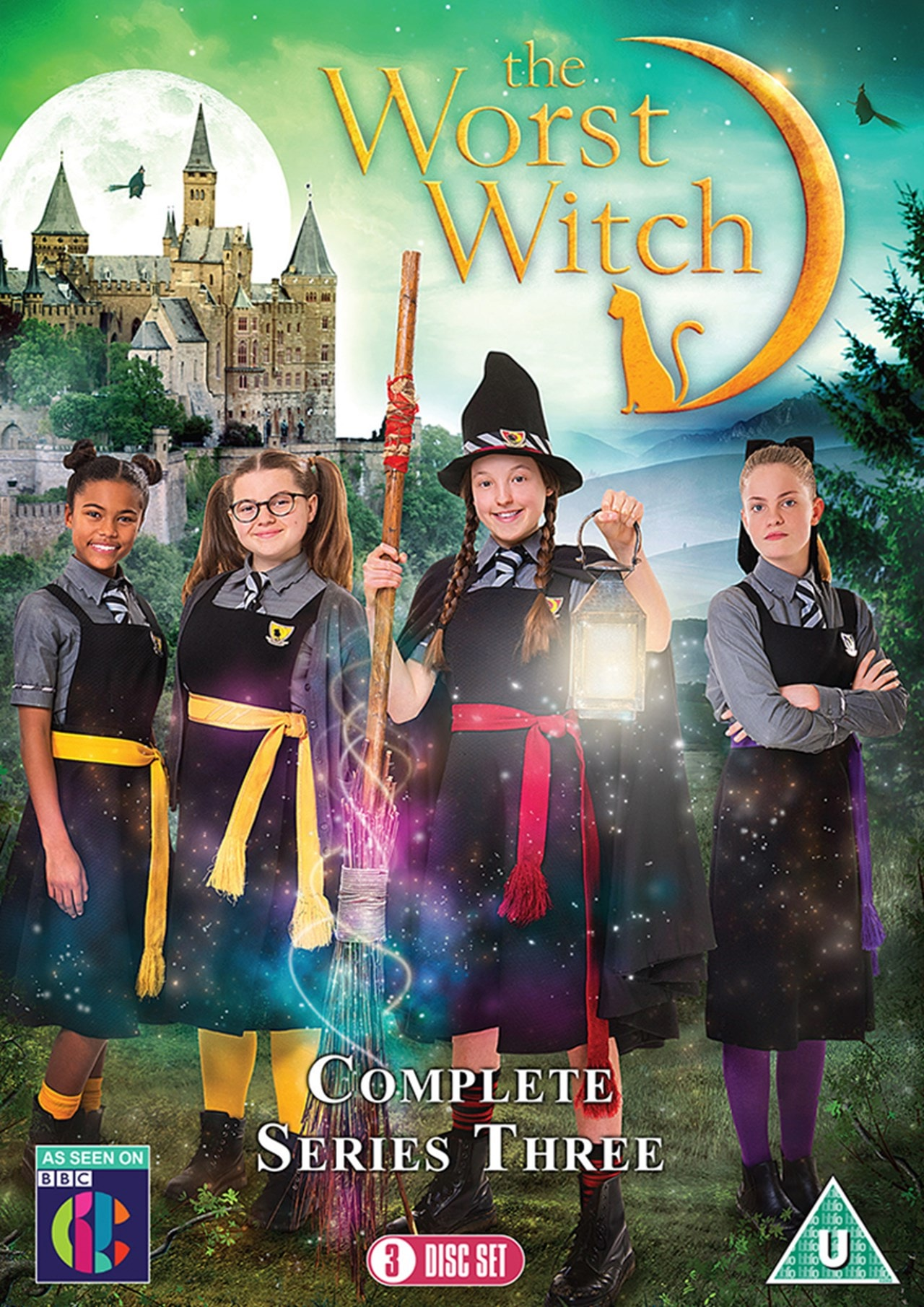 The Worst Witch: Complete Series 3 - 1