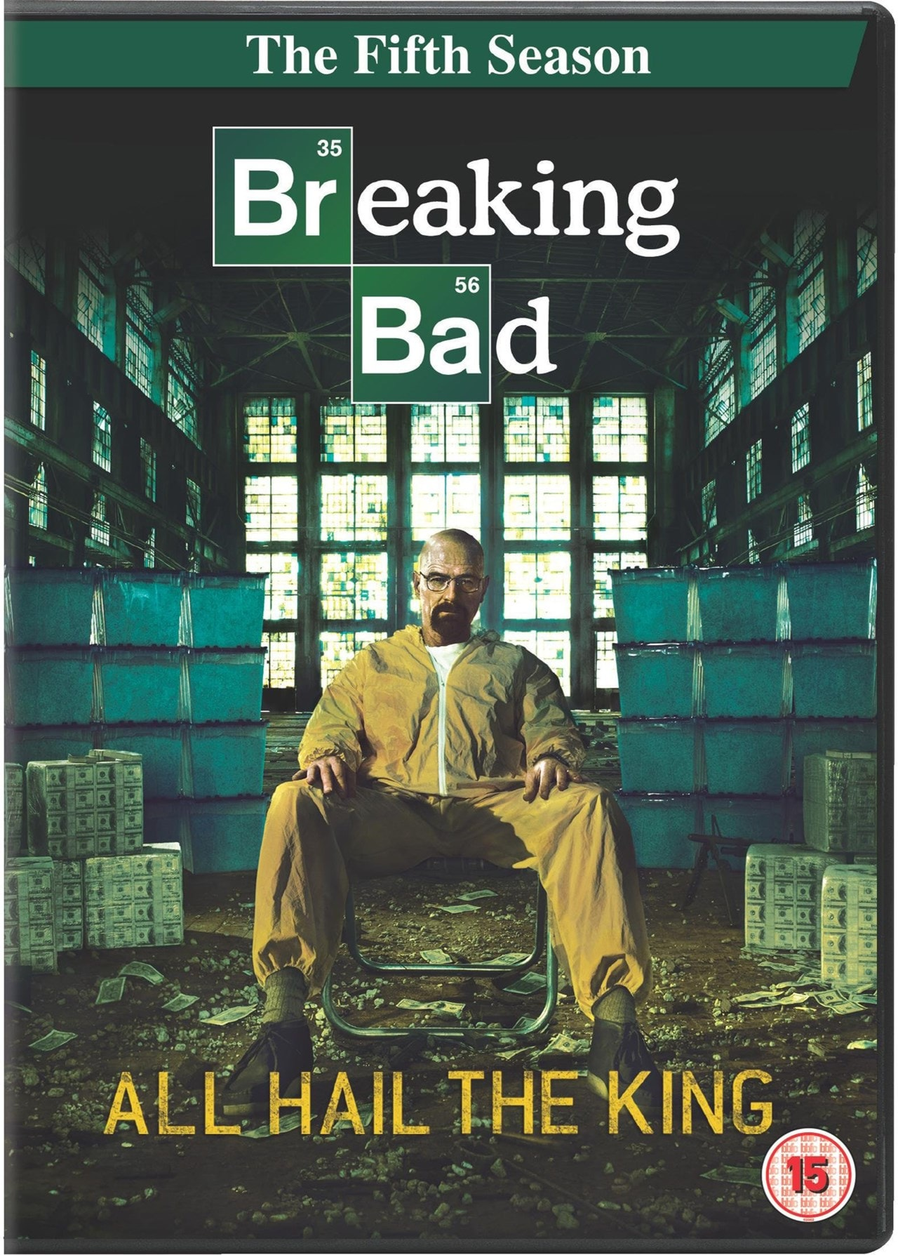 Breaking Bad: Season Five - Part 1 - 1