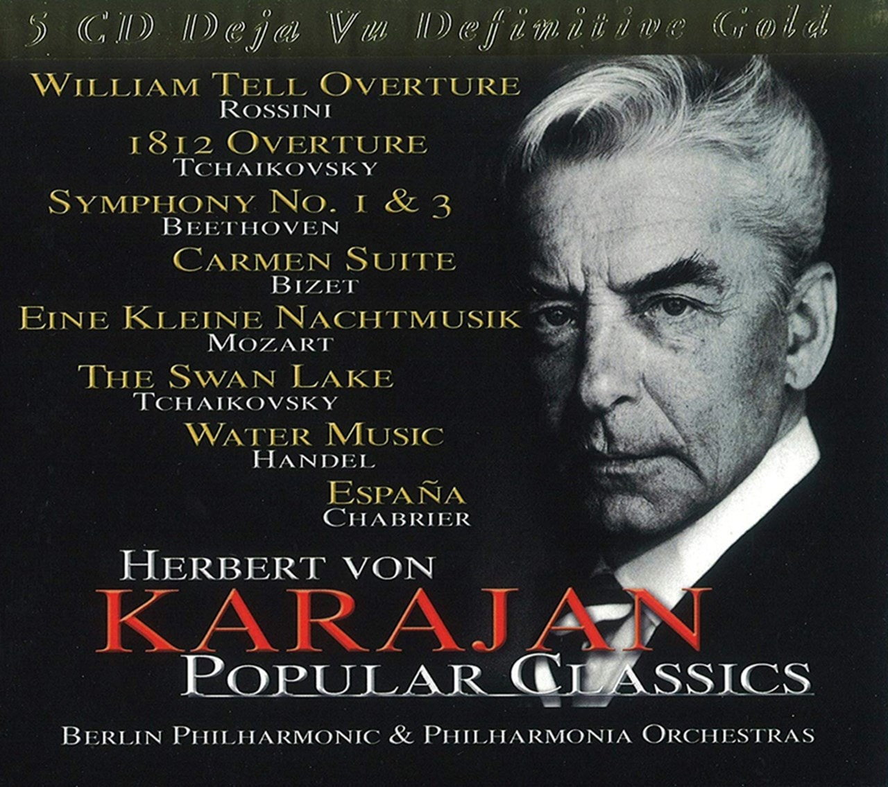 Herbert Von Karajan: Popular Classics - 1