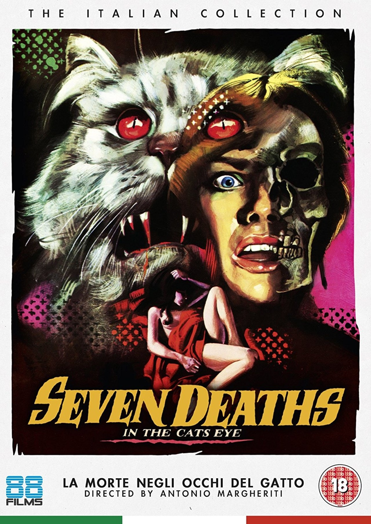 Seven Deaths in the Cat's Eye - 1