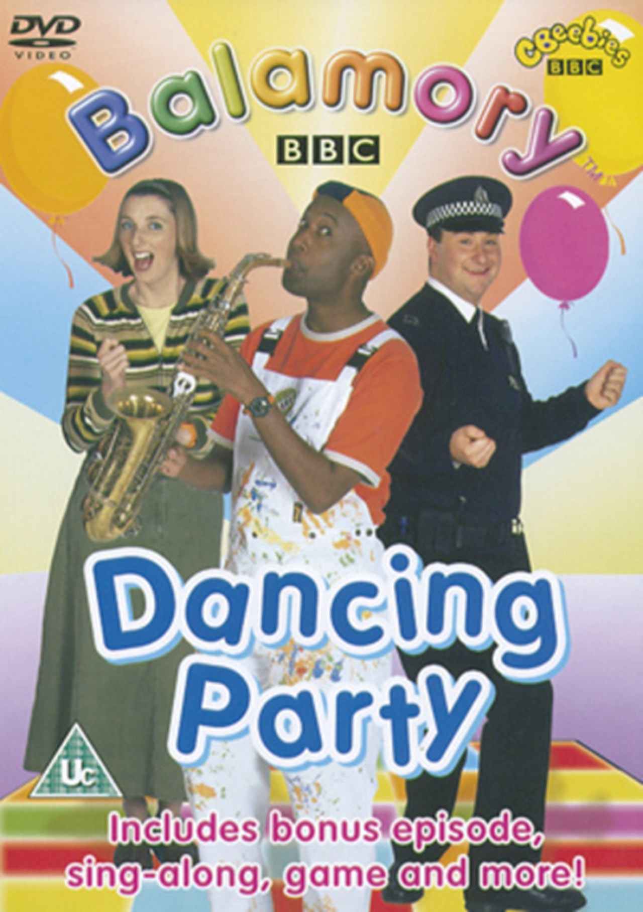 Balamory: Dancing Party - 1
