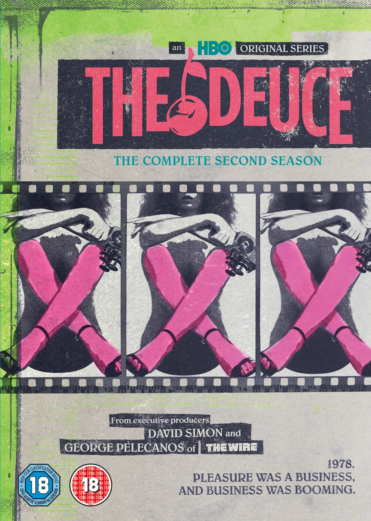 The Deuce: The Complete Second Season - 1