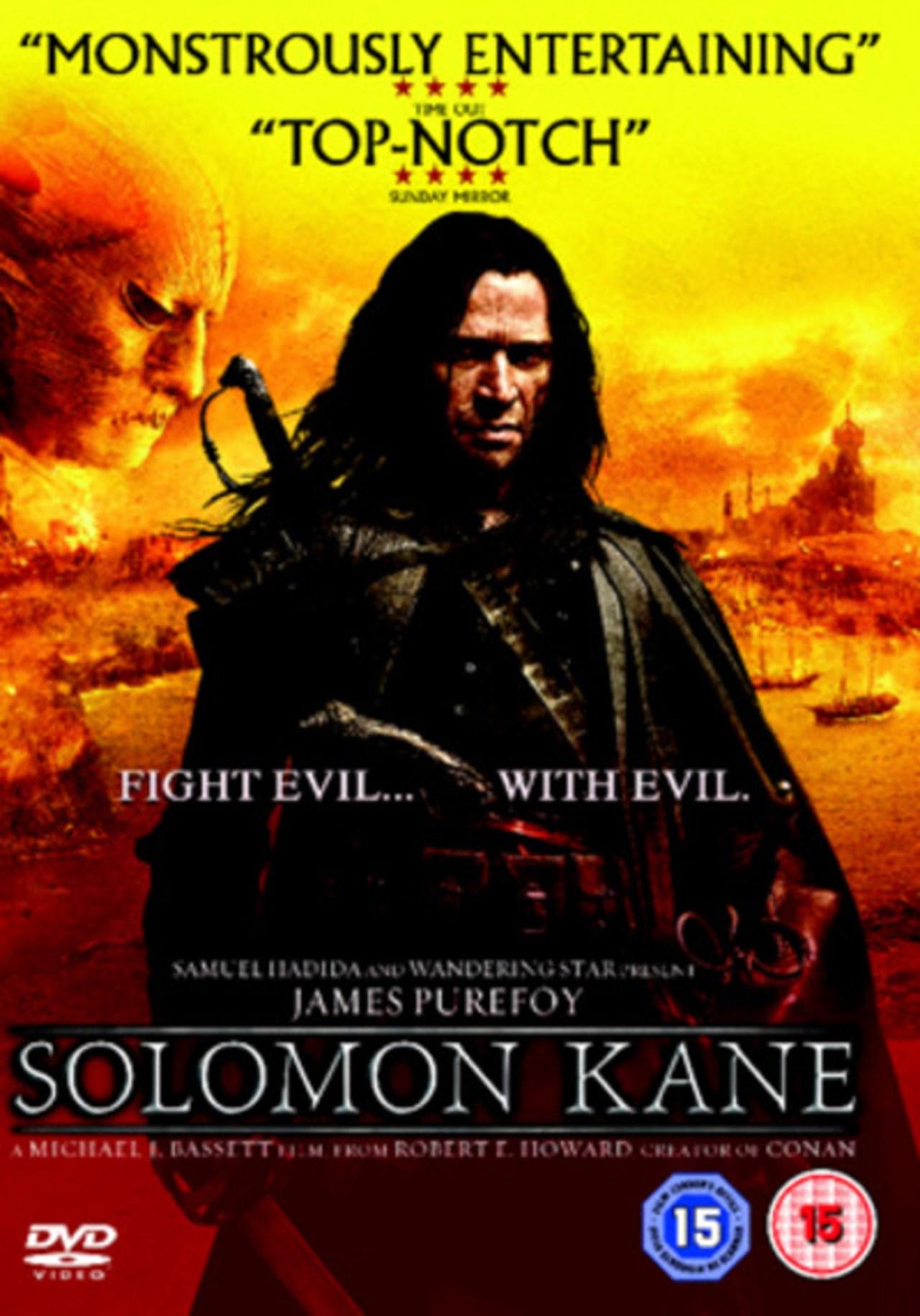 Solomon Kane - 1