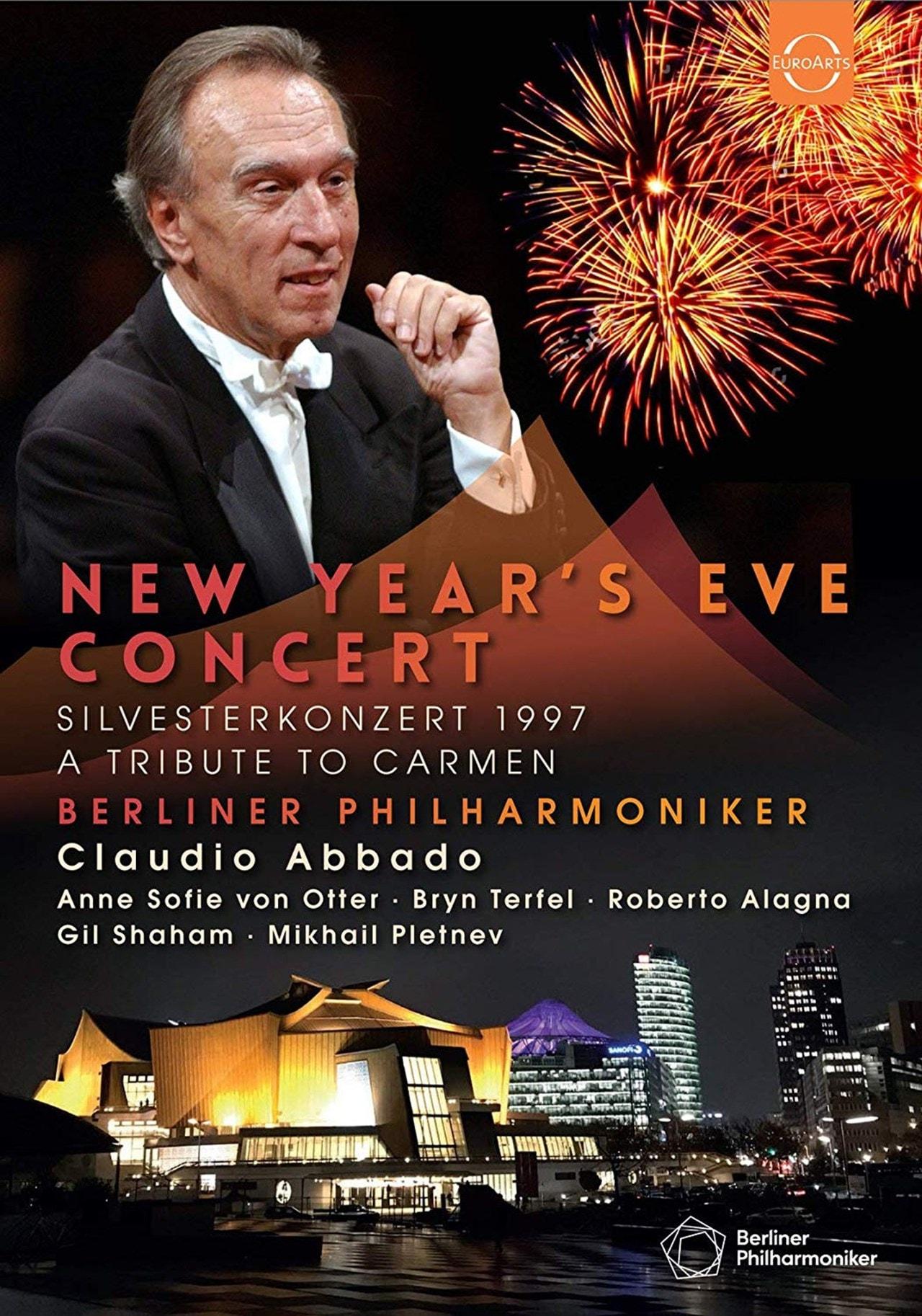 Berliner Philharmoniker: New Year's Eve Concert 1997 - 1