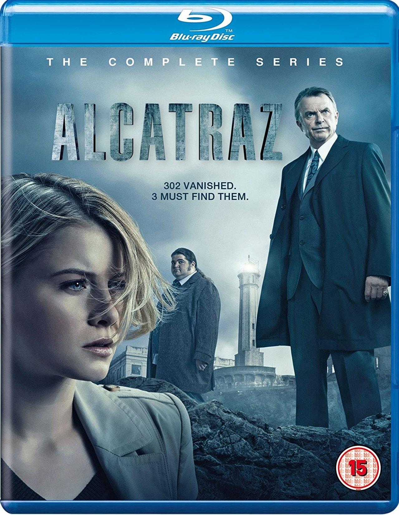 Alcatraz: The Complete Series - 1