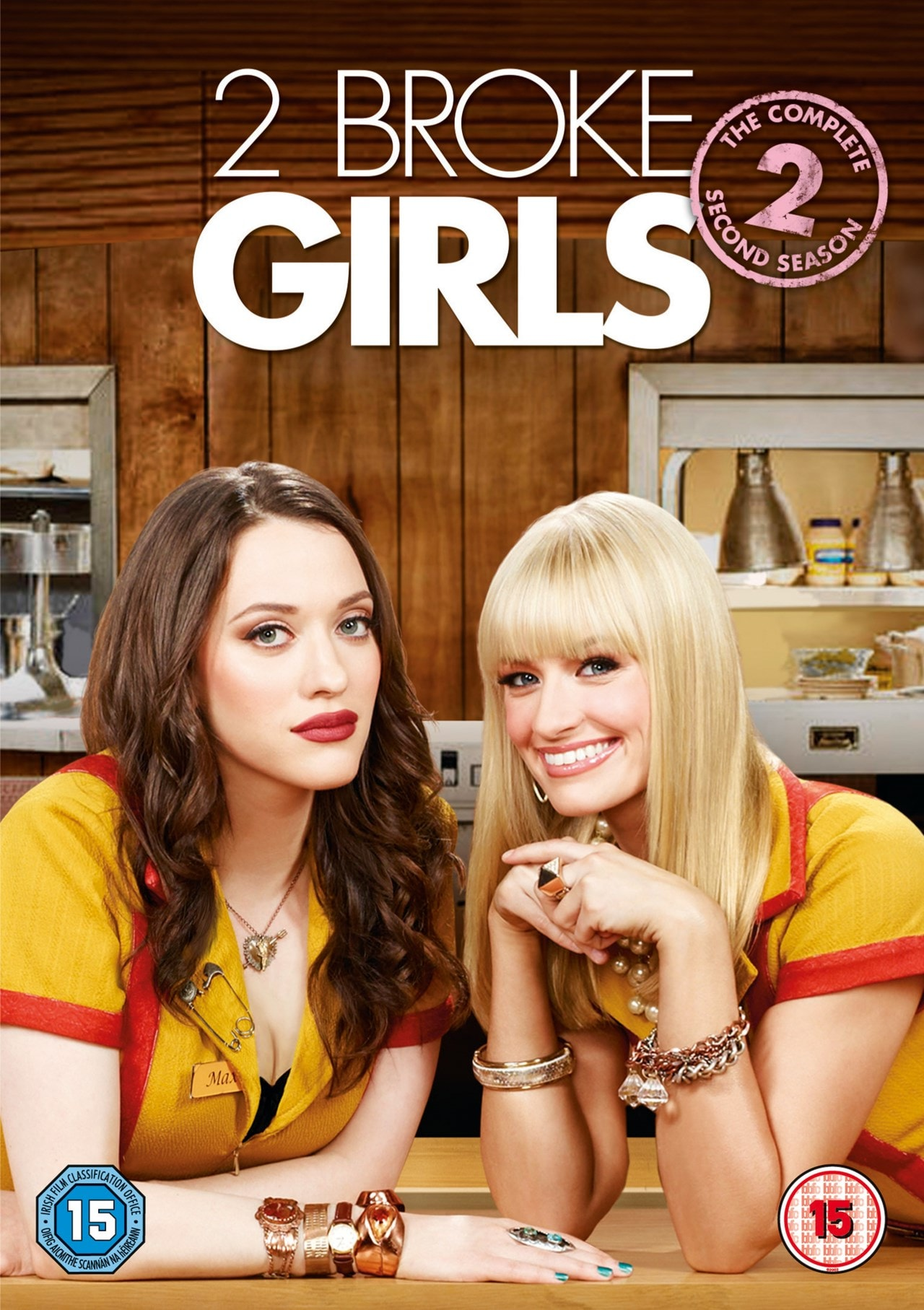 2 Broke Girls: The Complete Second Season - 1