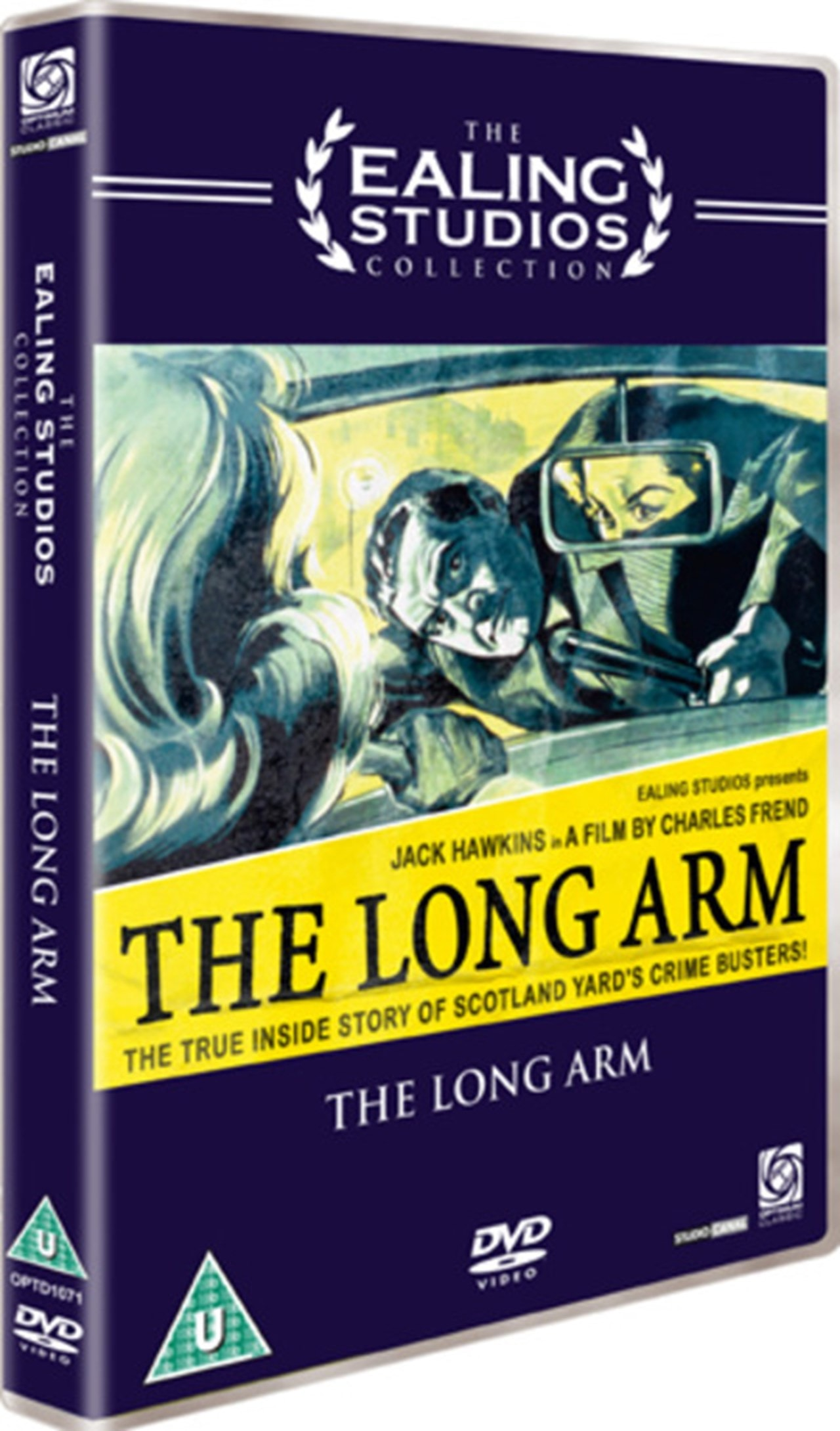 The Long Arm - 1