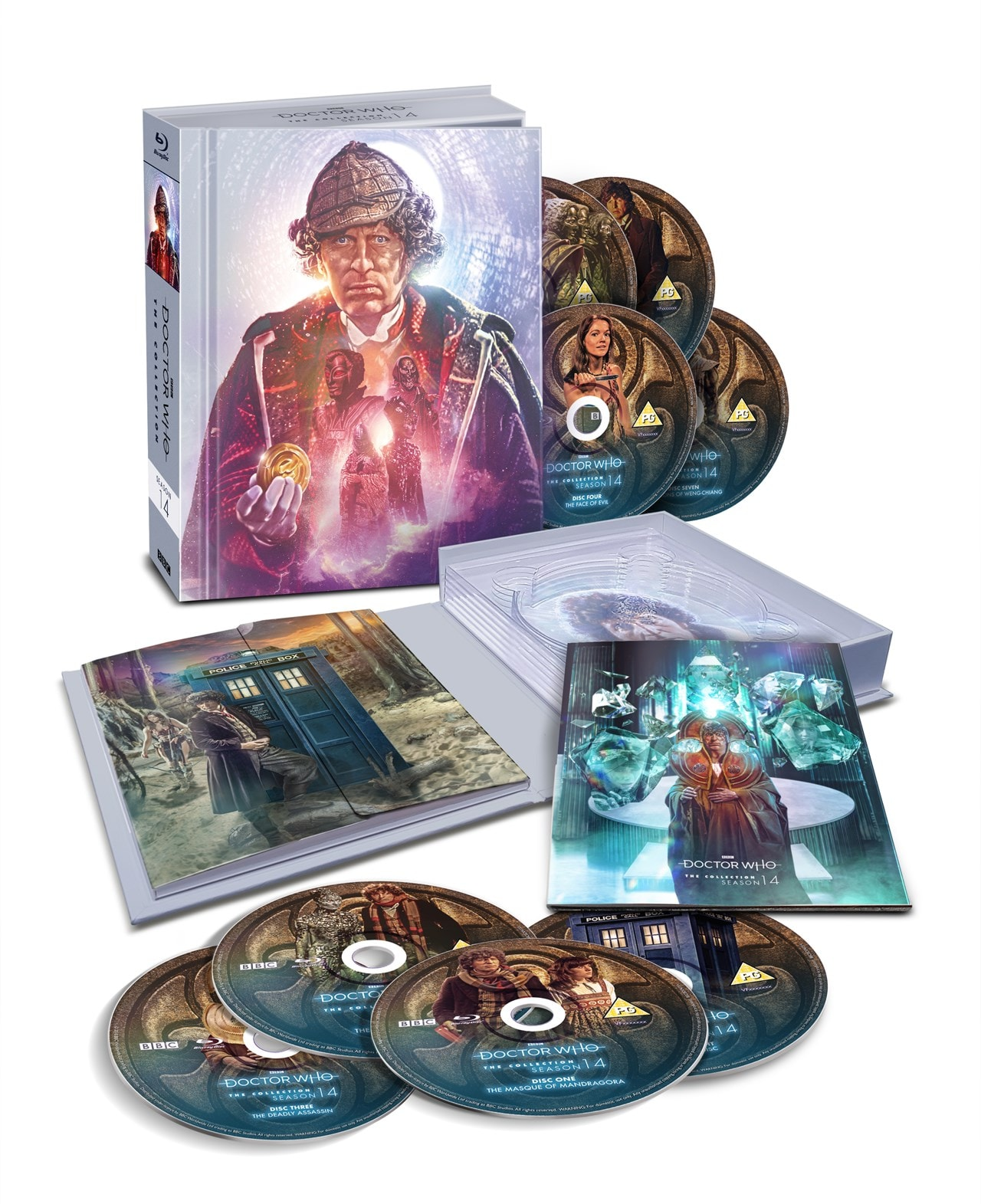 Doctor Who: The Collection - Season 14 Limited Edition Box Set - 1