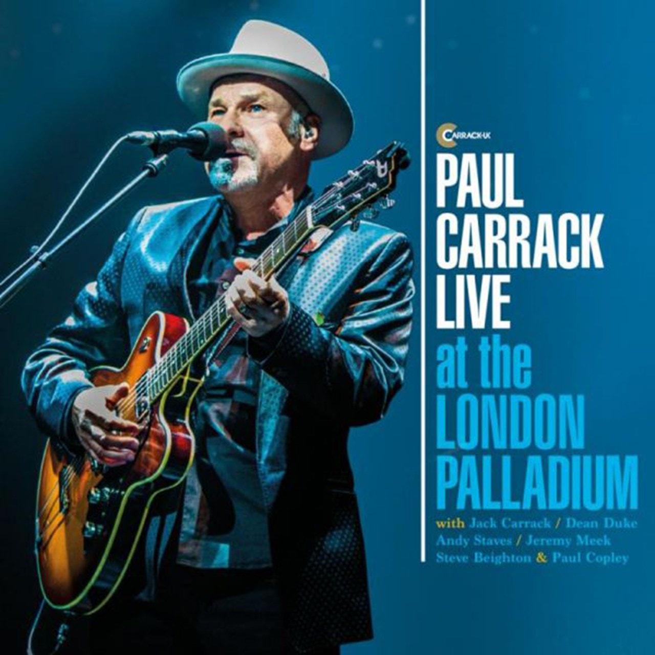 Live at the London Palladium - 1