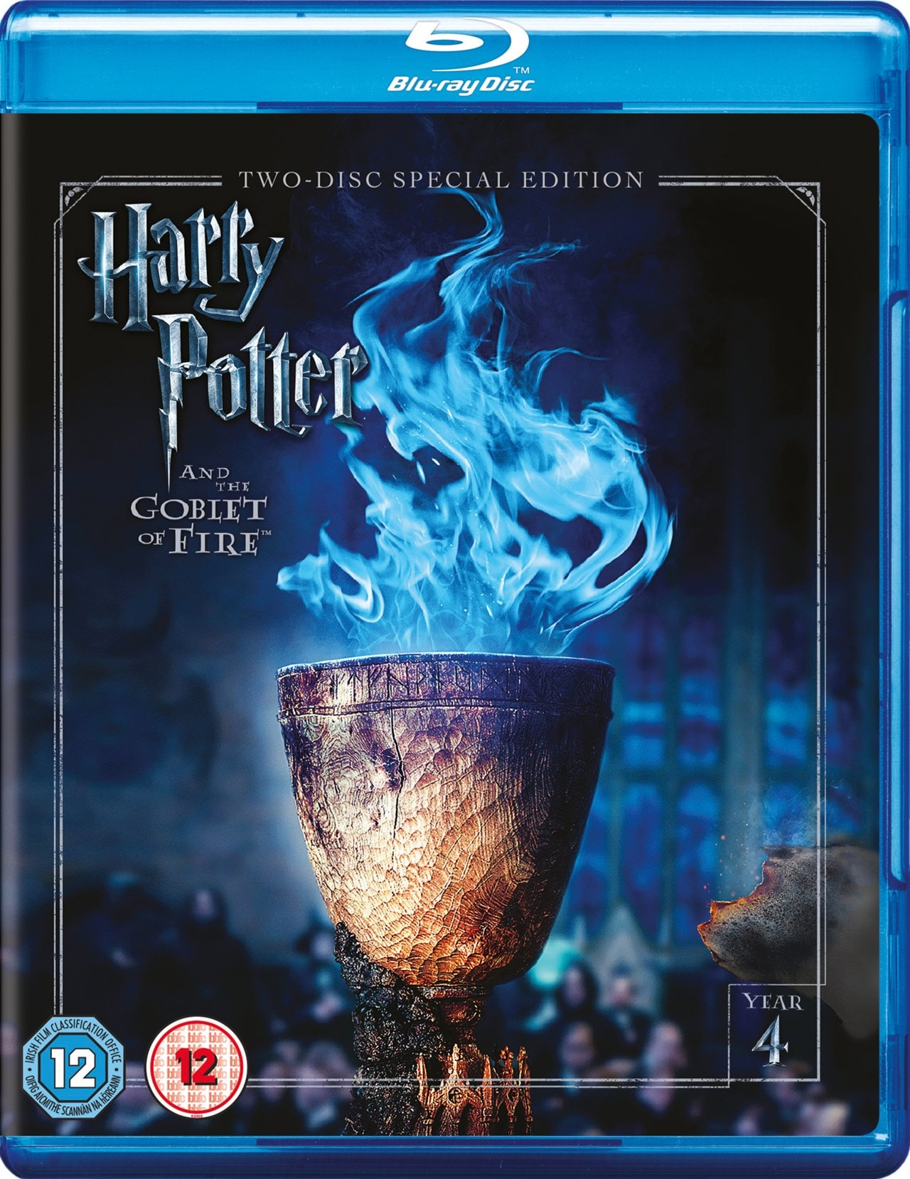 Harry Potter and the Goblet of Fire - 1