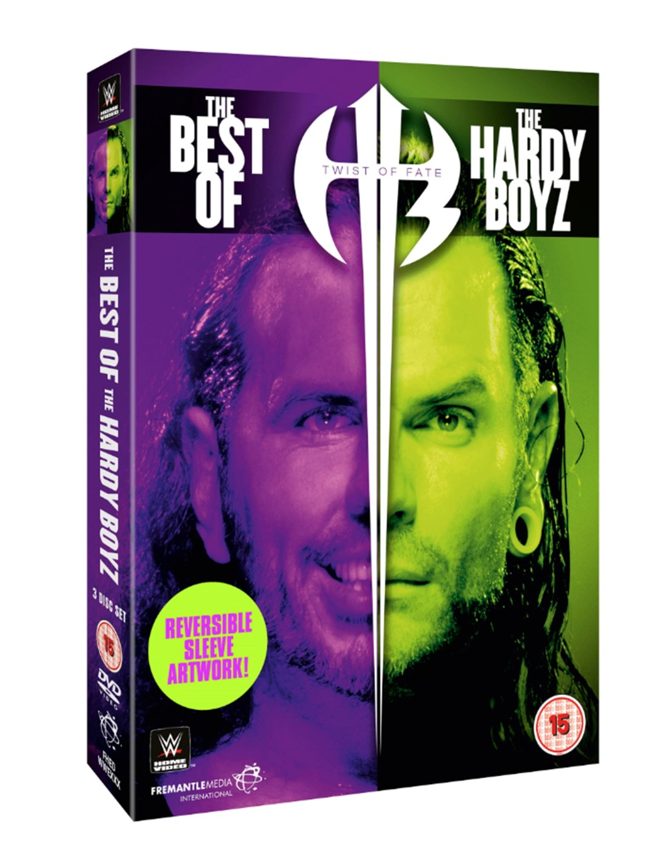 WWE: Twist of Fate: The Best of the Hardy Boyz - 1