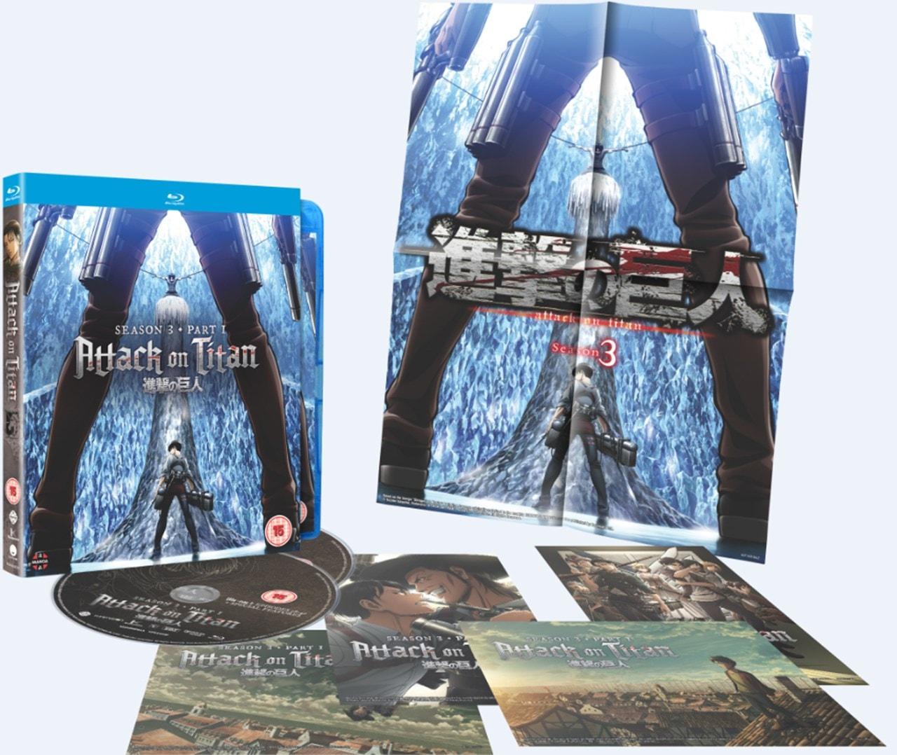 Attack On Titan: Season 3 - Part 1 - 1