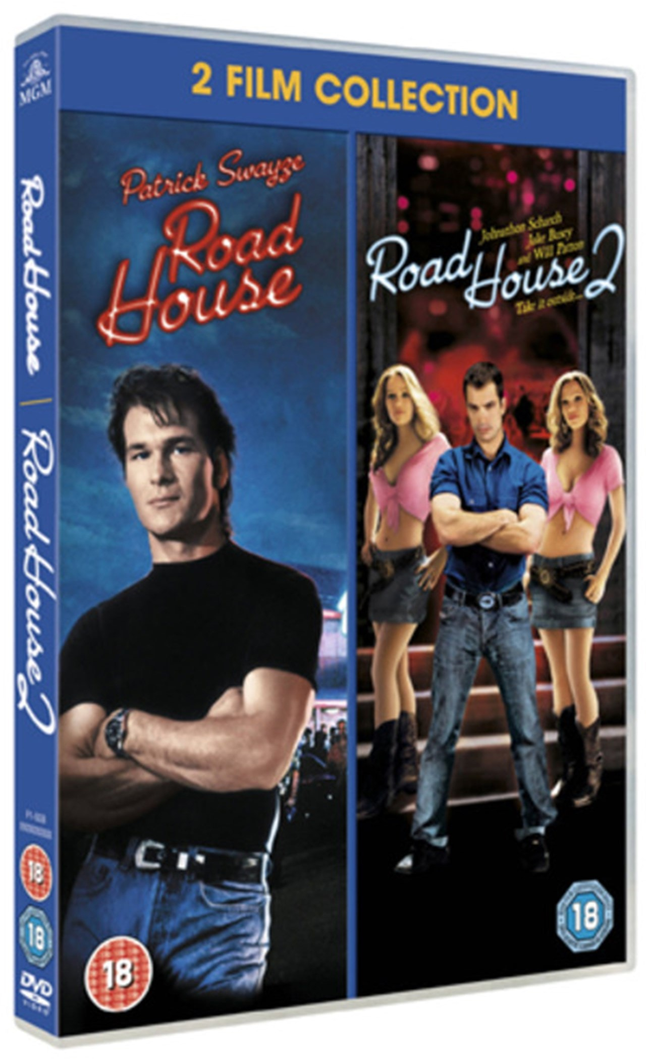 Road House/Road House 2 - Last Call - 1