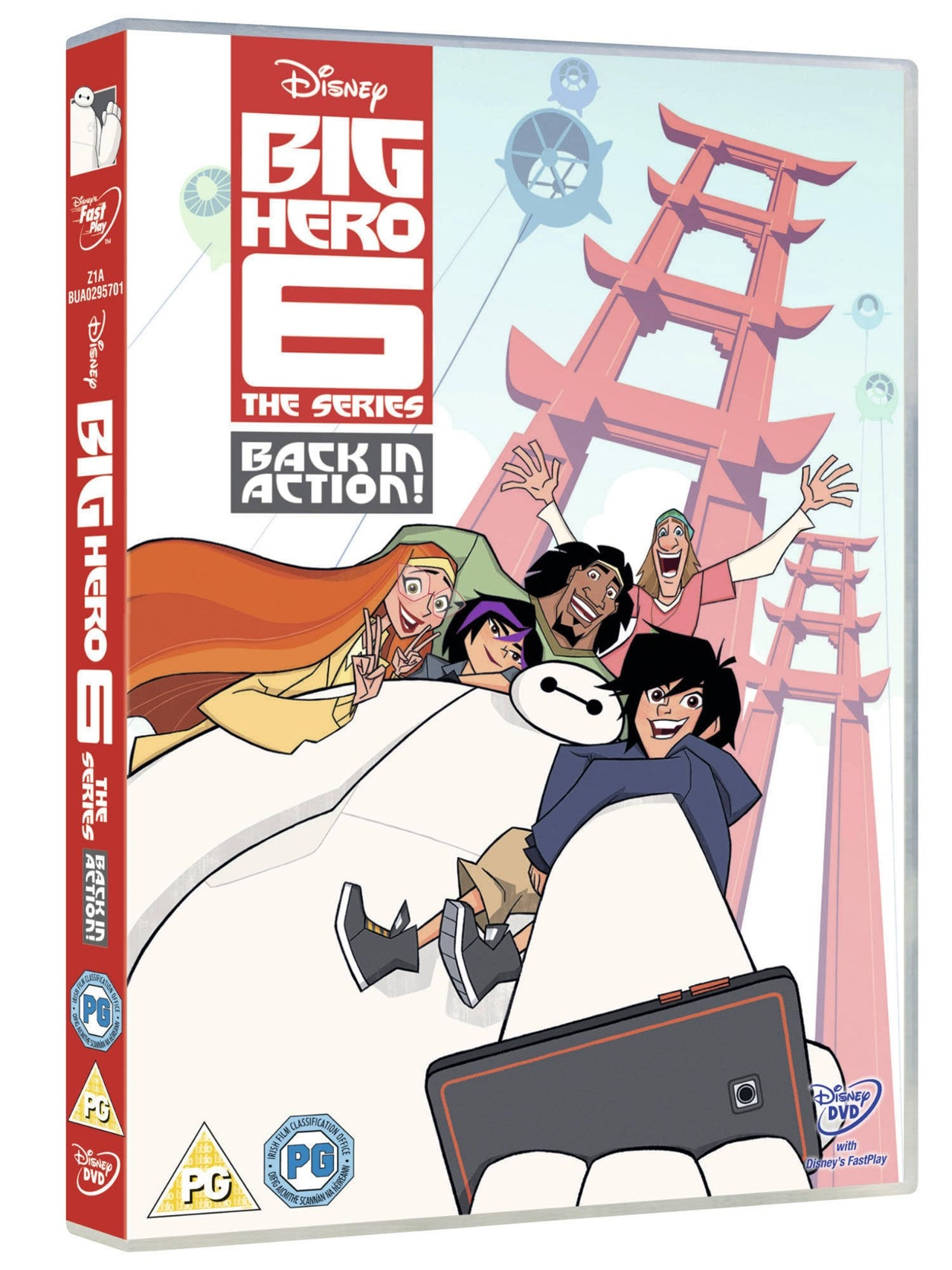 Big Hero 6: The Series - Back in Action - 2