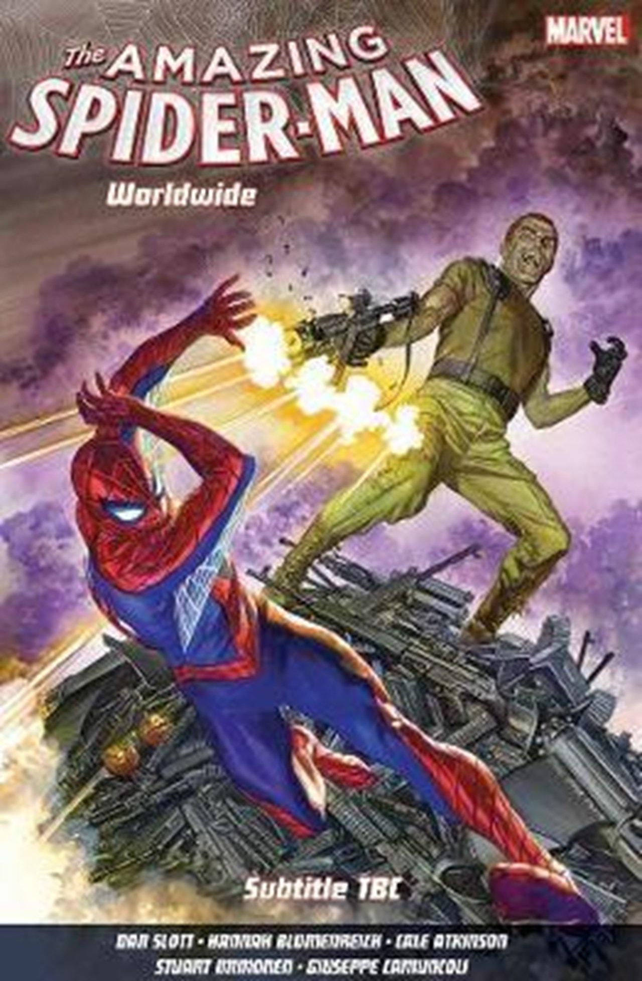 Amazing Spider Man: Worldwide Vol. 6 - 1