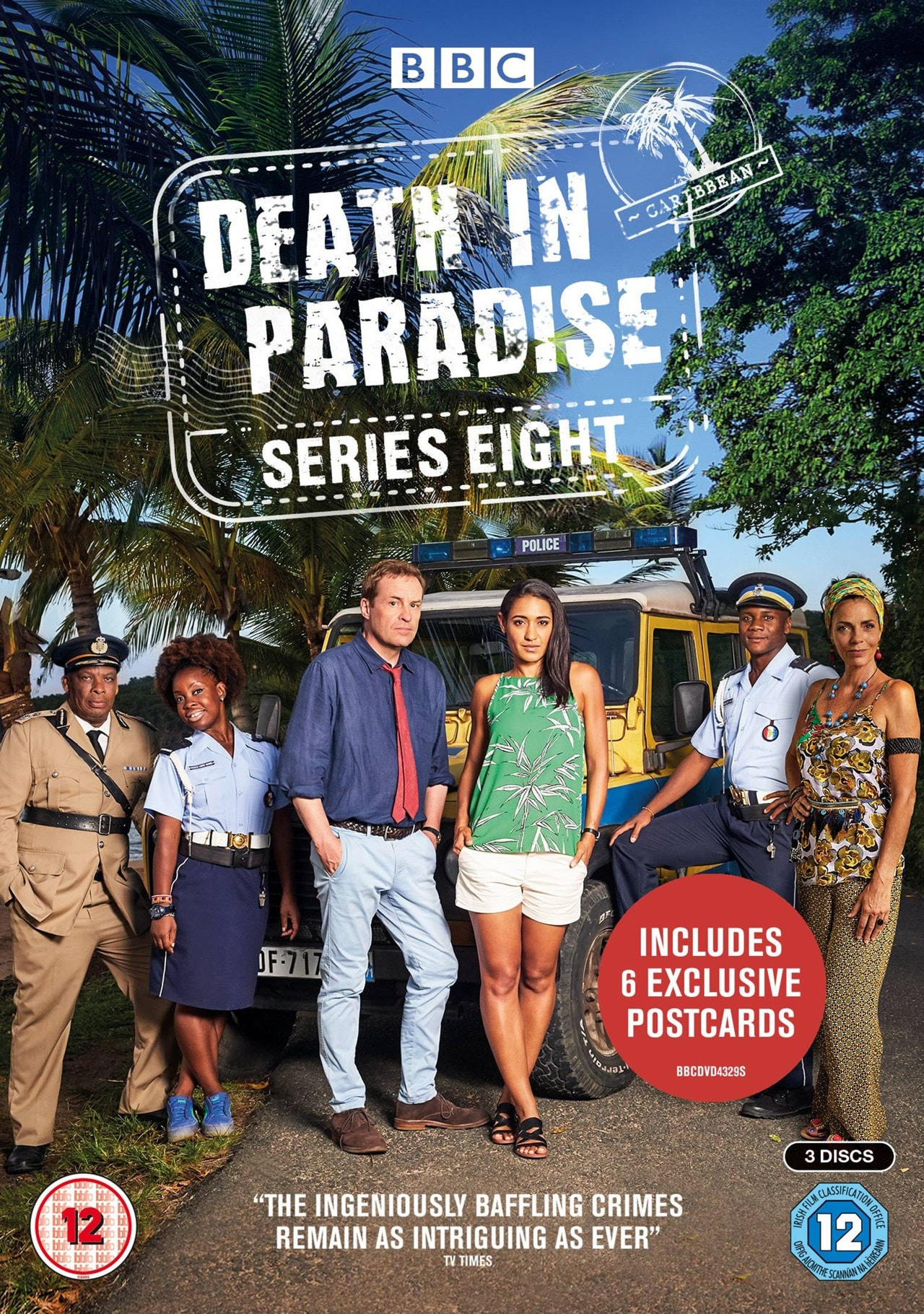 Death in Paradise: Series Eight - 1