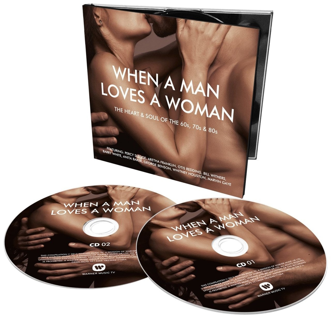 When a Man Loves a Woman: The Heart & Soul of the 60s, 70s & 80s - 2
