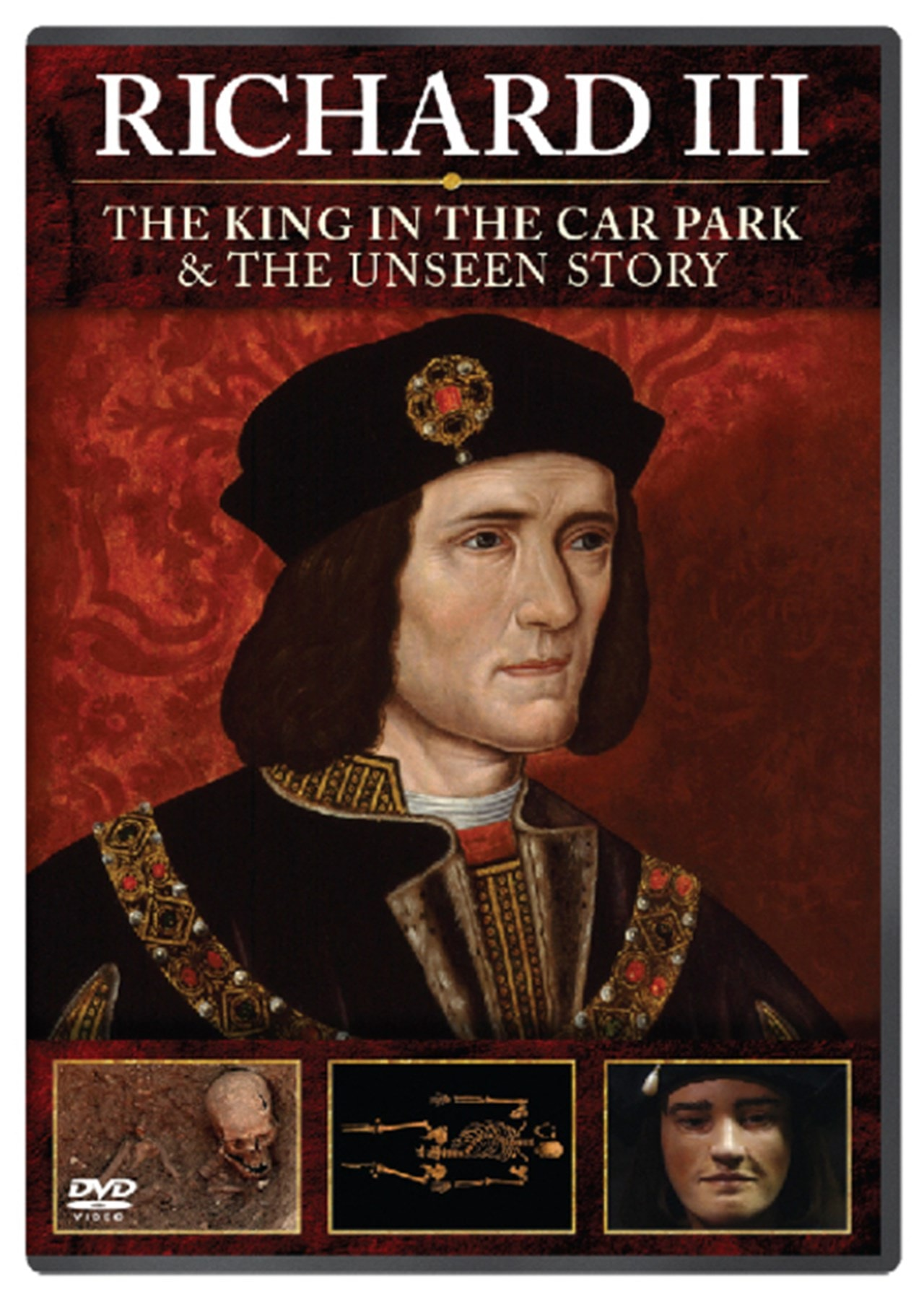Richard III: The King in the Carpark/The Unseen Story - 1