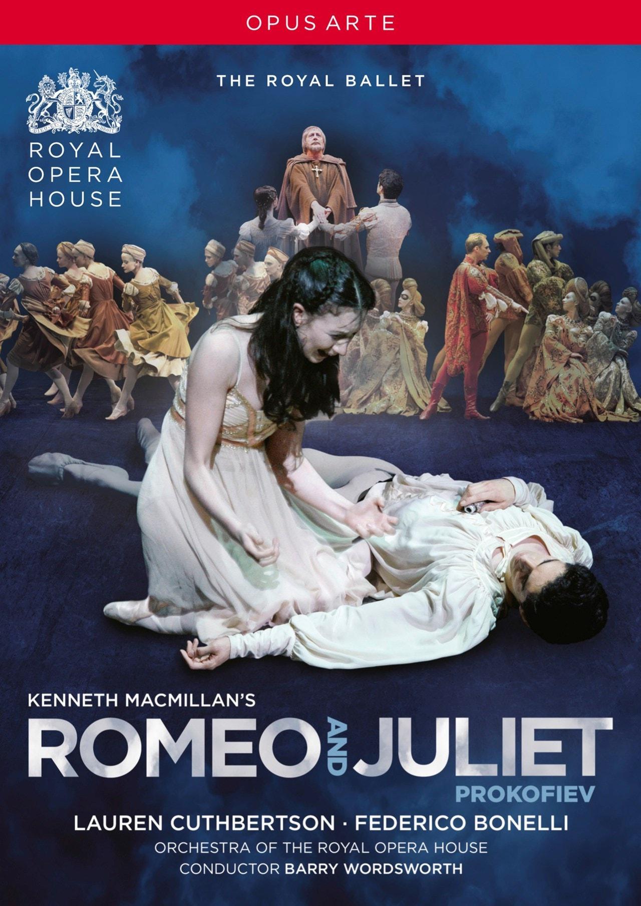 Romeo and Juliet: Royal Opera House (Wordsworth) - 1