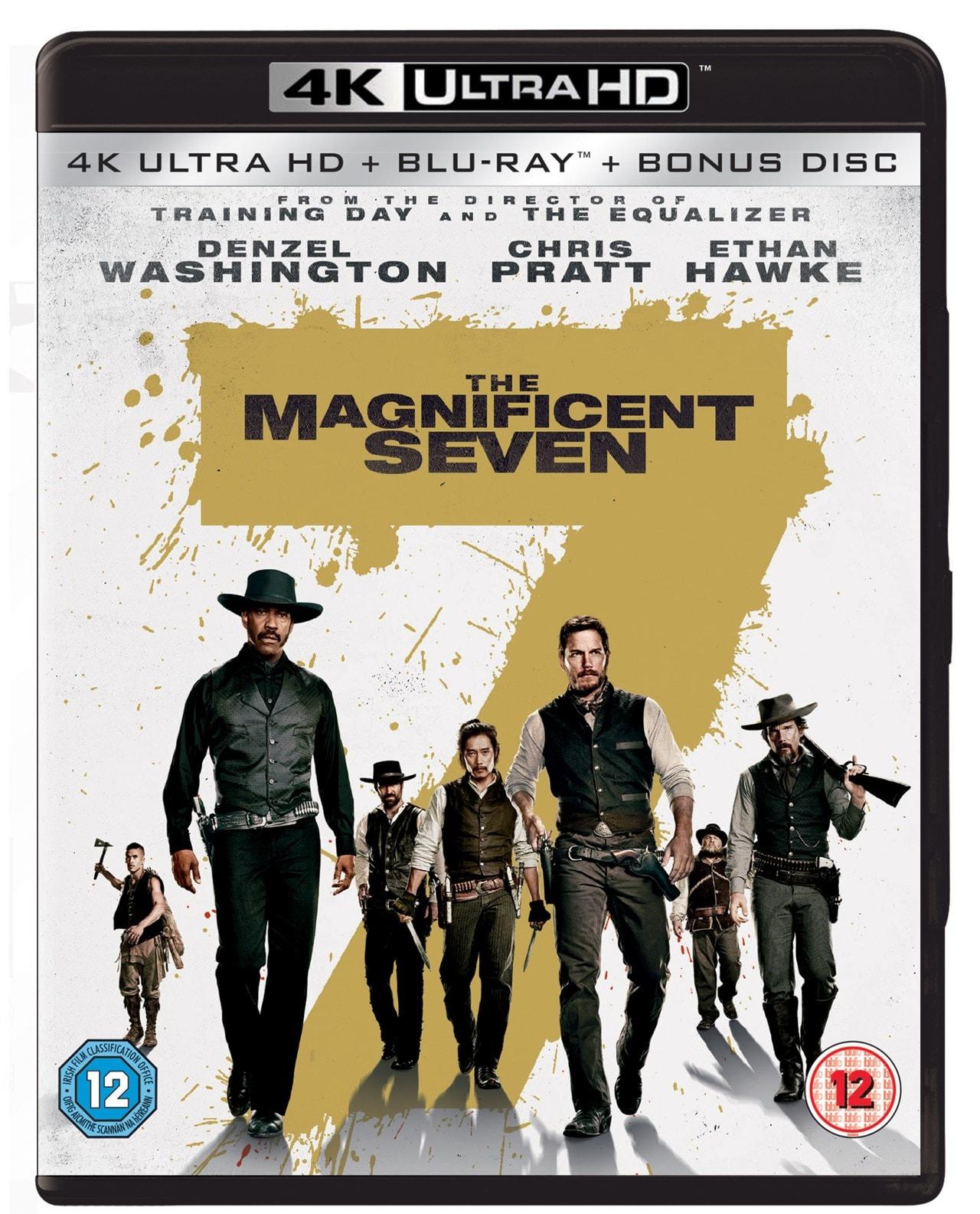 The Magnificent Seven - 1