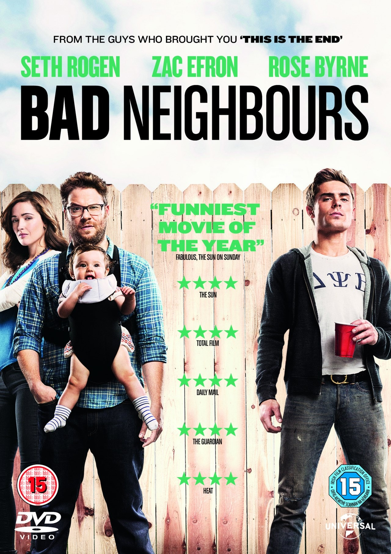 Bad Neighbours - 1