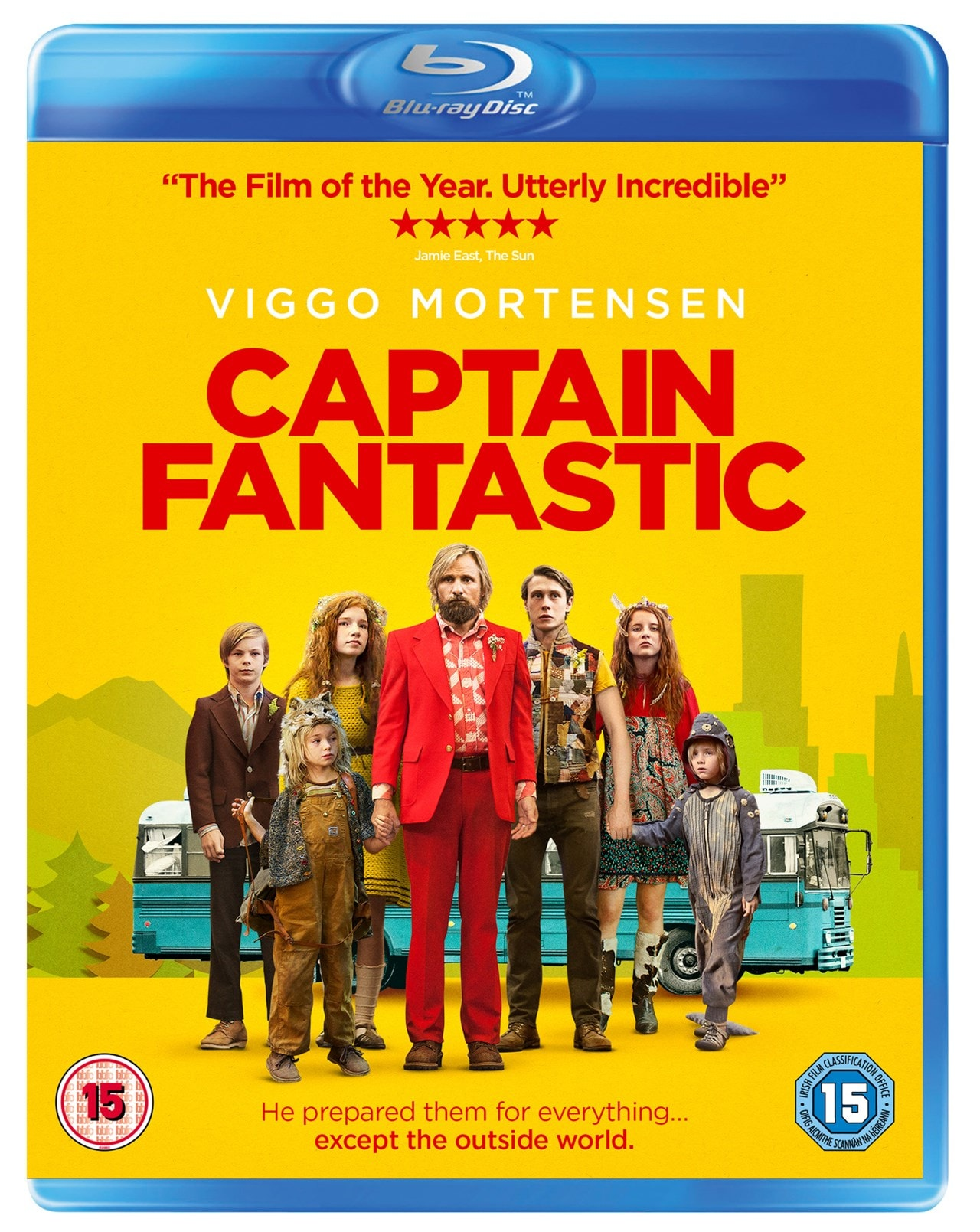 Captain Fantastic - 1