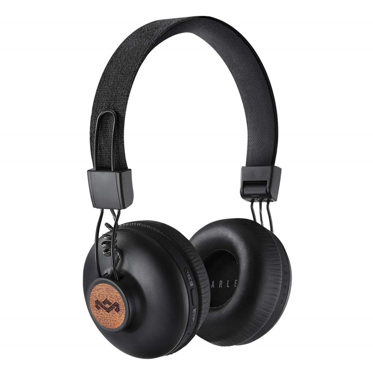 House Of Marley Positive Vibration 2 BT Signature Black - 1