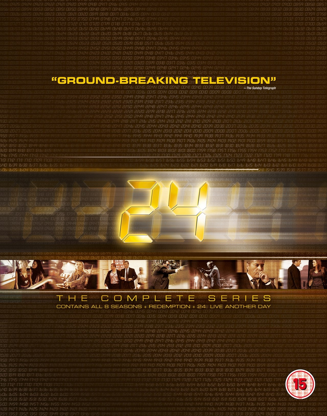 24: The Complete Collection - 1