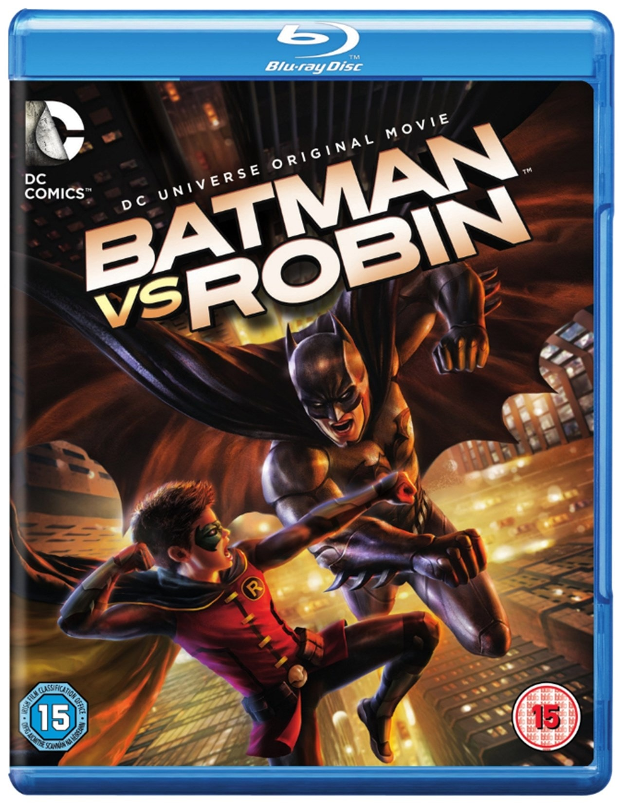 Batman Vs Robin - 1