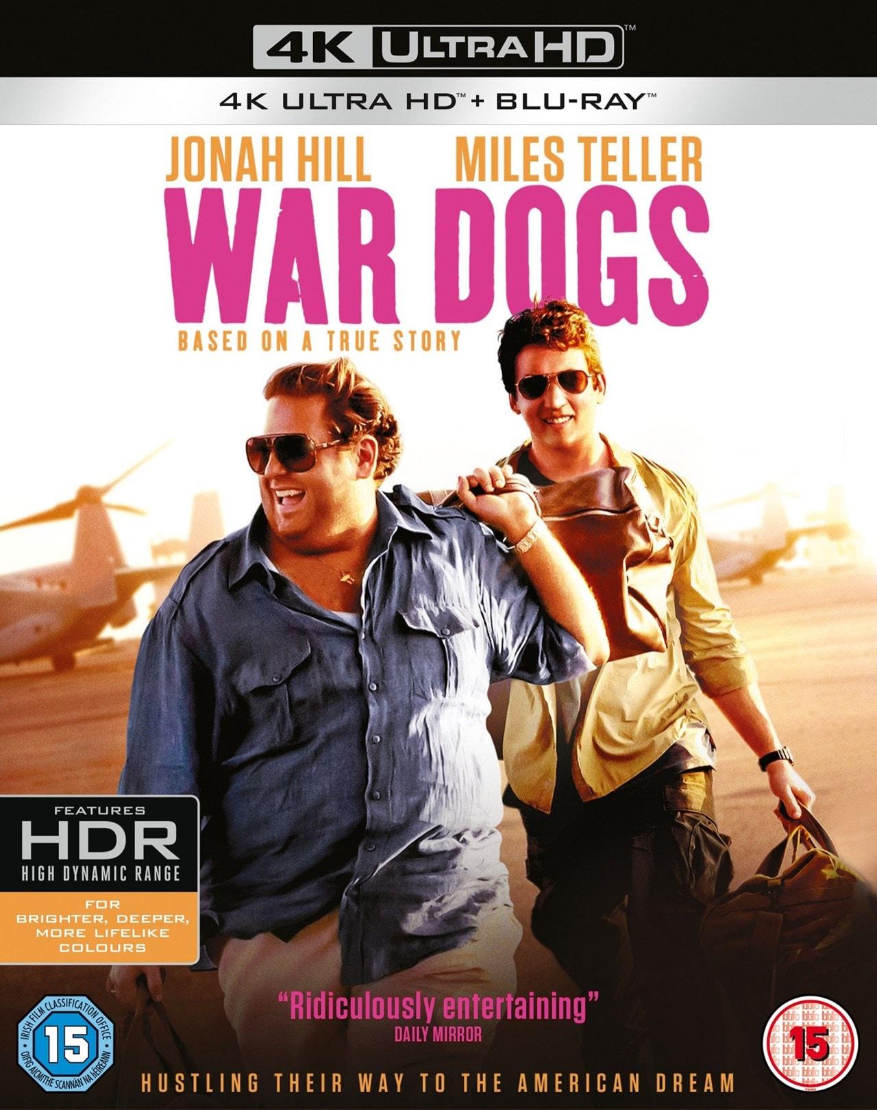 War Dogs - 1