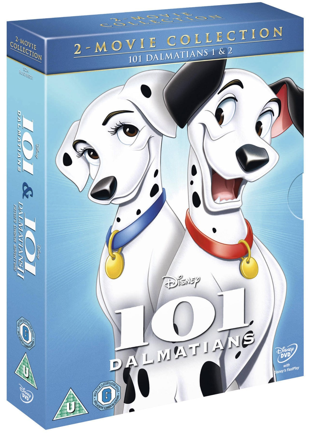 101 Dalmatians/101 Dalmatians 2 - Patch's London Adventure - 2