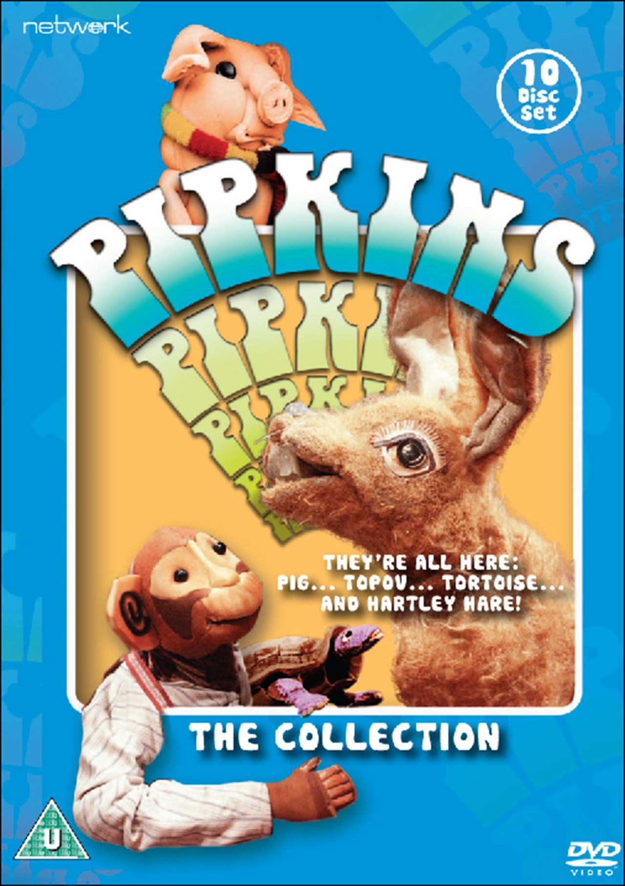 Pipkins: The Collection - 1