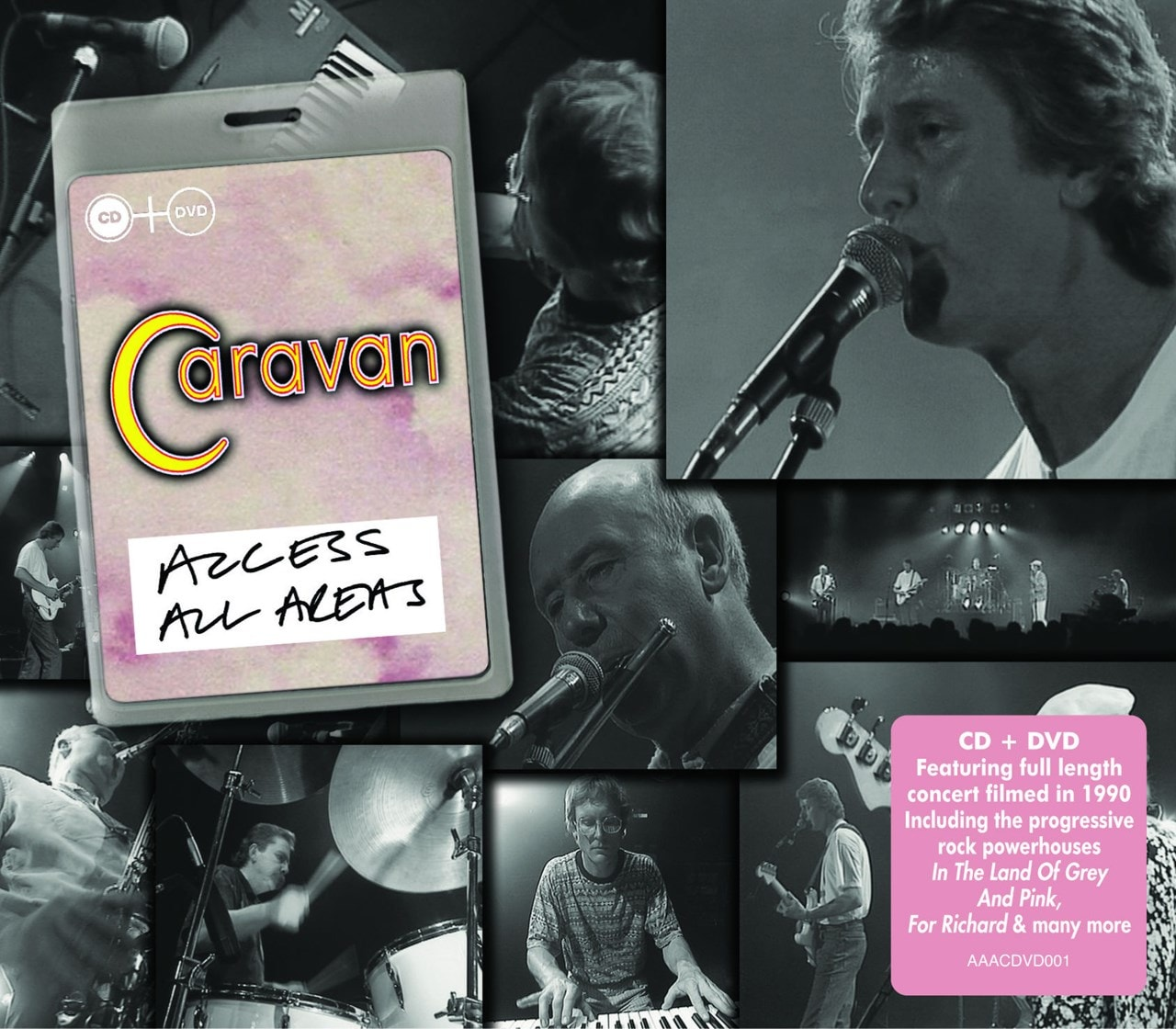 Access All Areas - 1