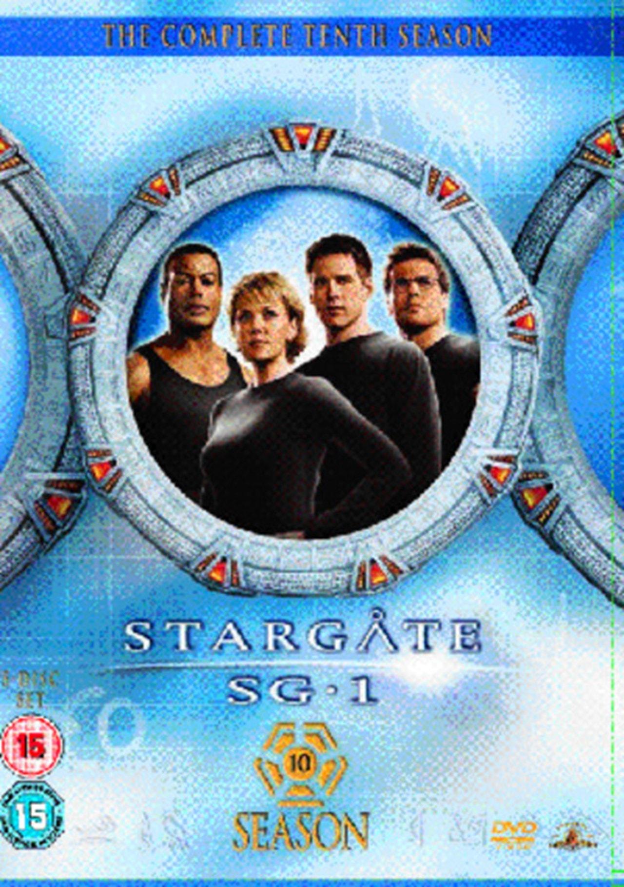 Stargate SG1: Season 10 - 1
