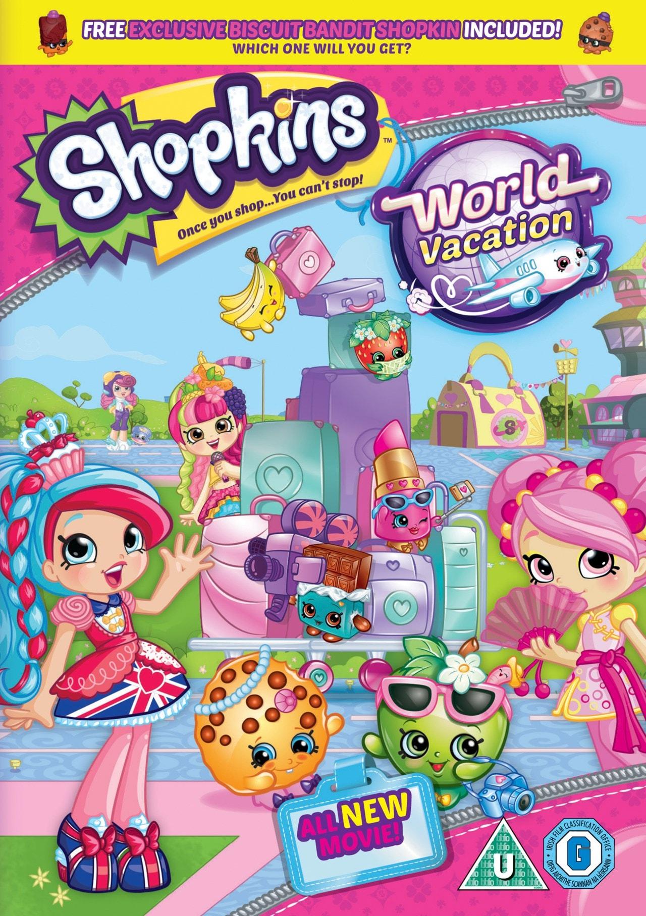 Shopkins: World Vacation - 1