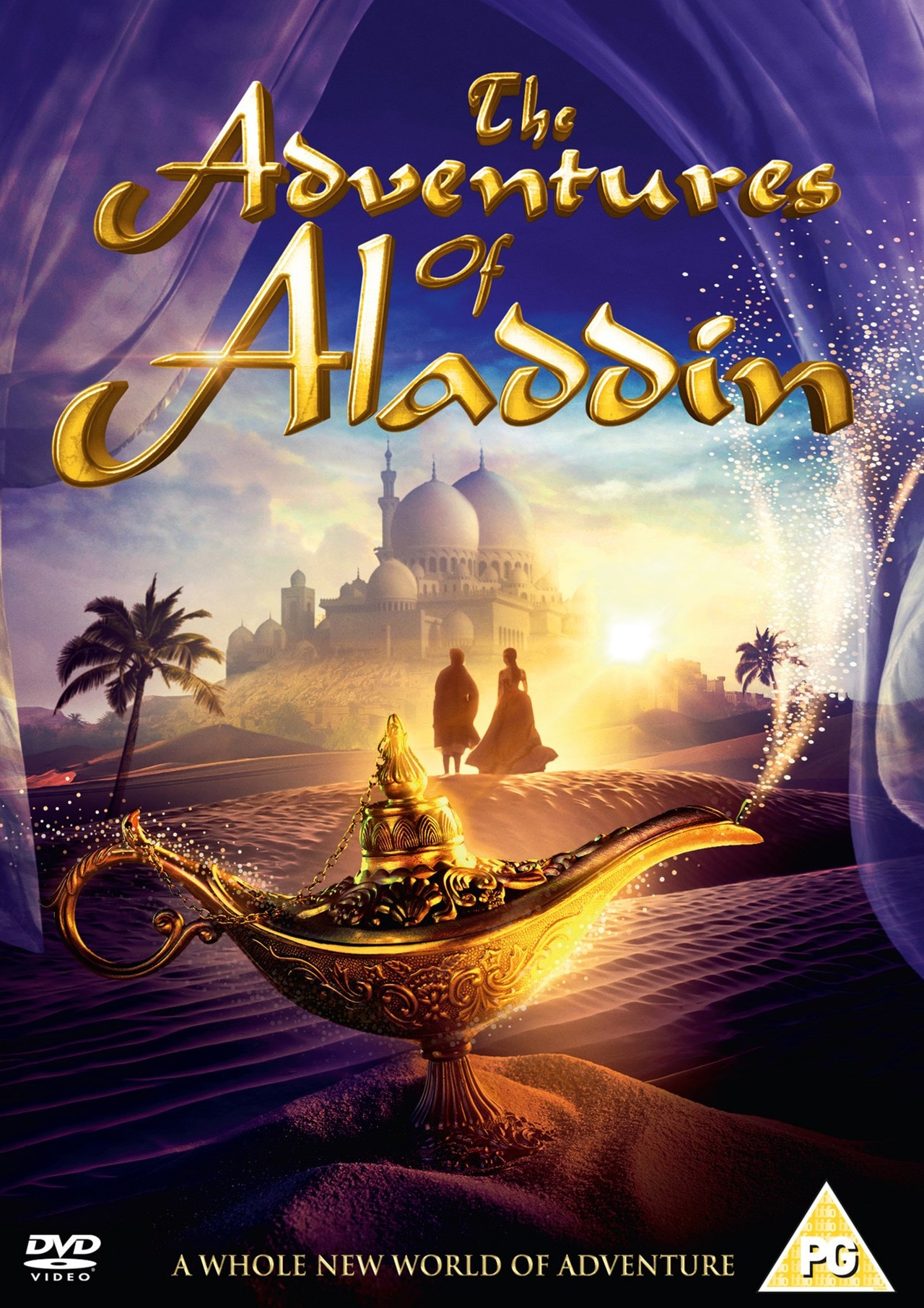 The Adventures of Aladdin - 1