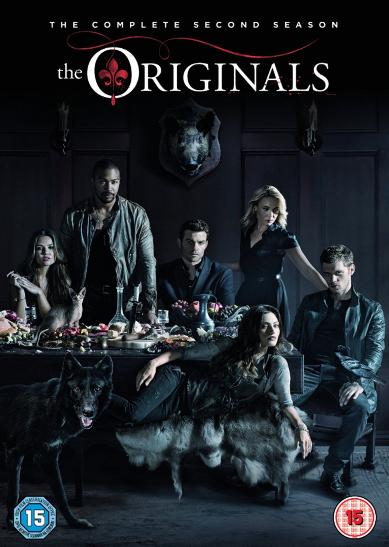 The Originals: The Complete Second Season - 1