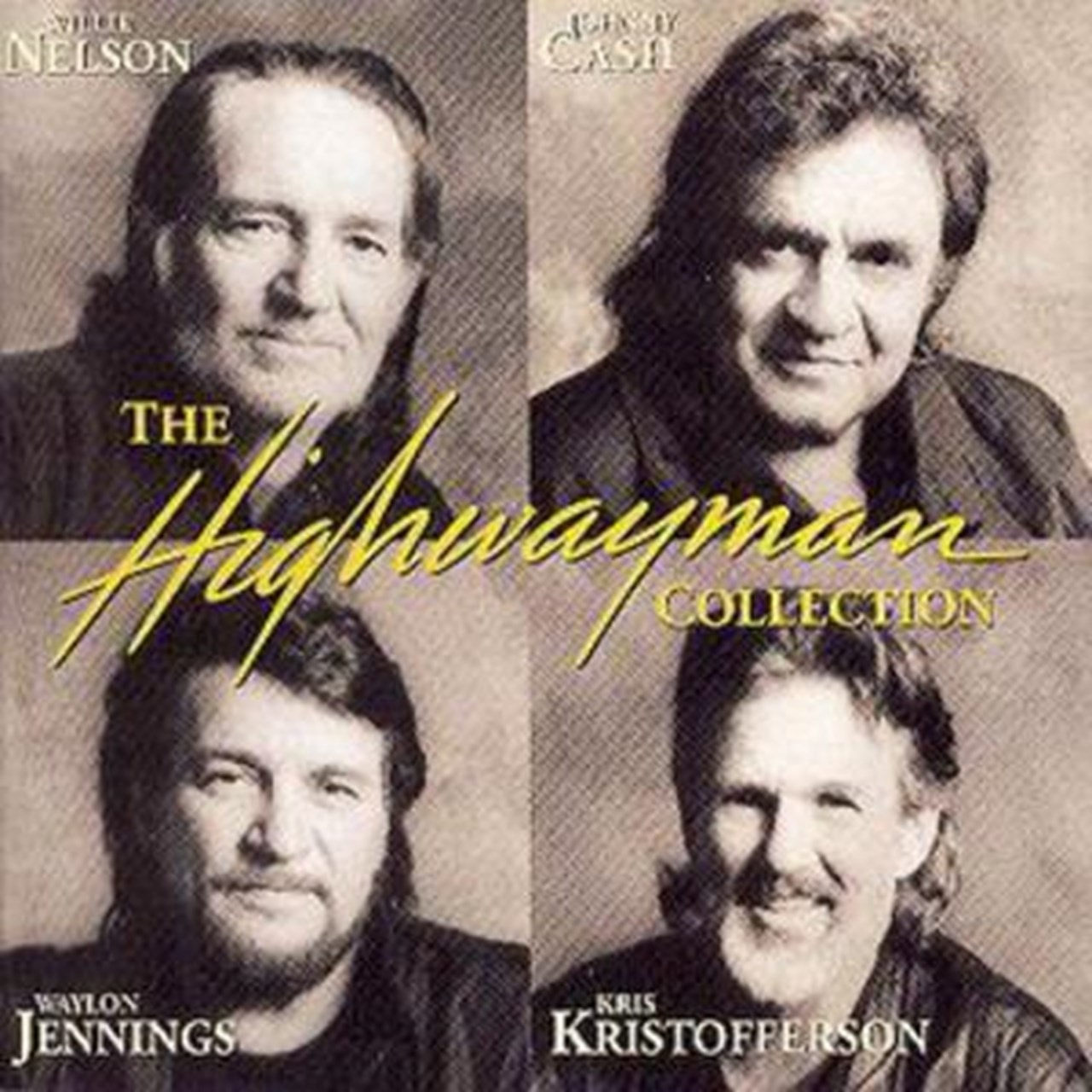 The Highwayman Collection Cd Album Free Shipping Over